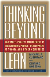 Competing on internet time book by michael a cusumano david b thinking beyond lean fandeluxe Images