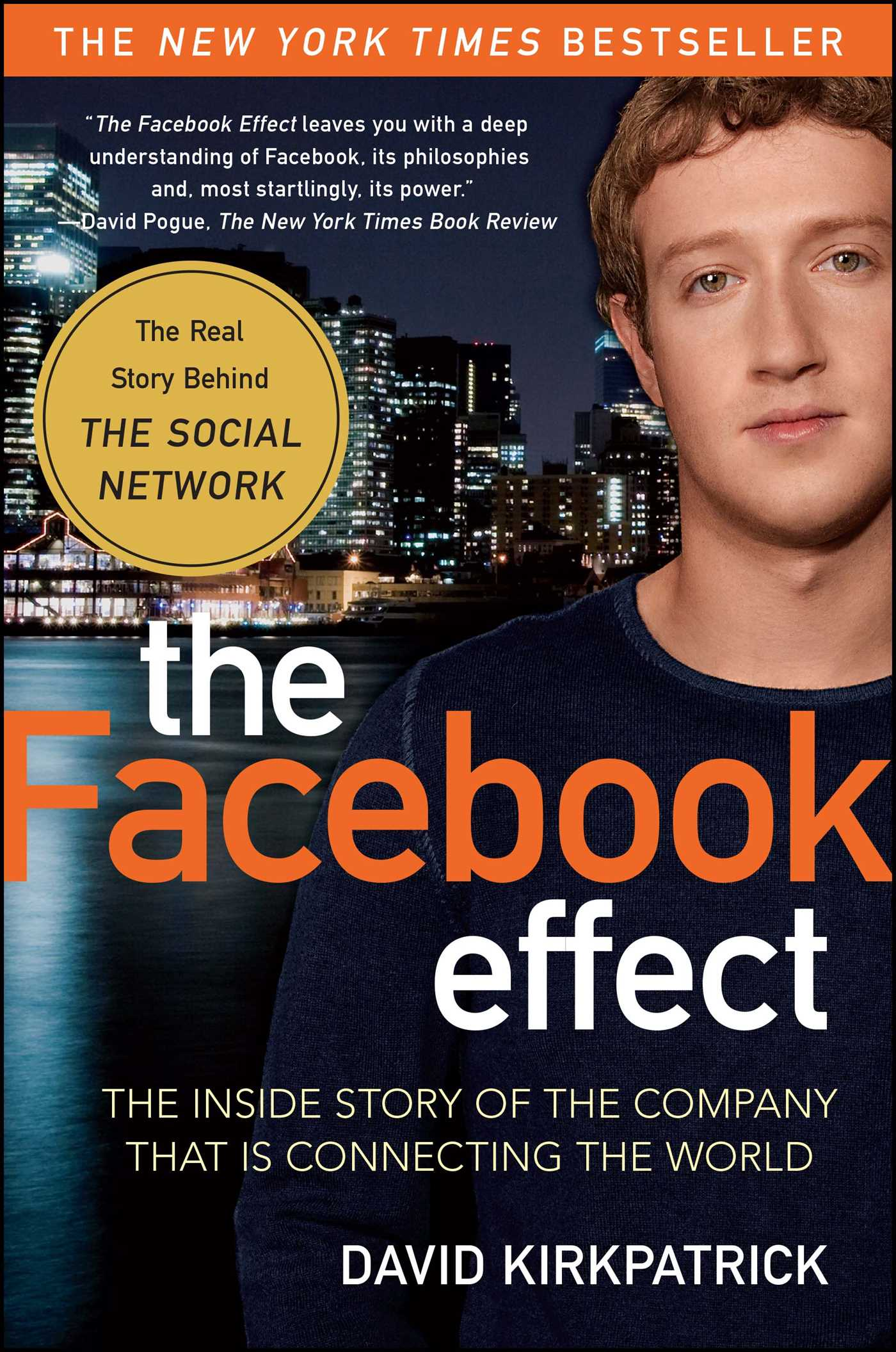 The facebook effect 9781439102121 hr
