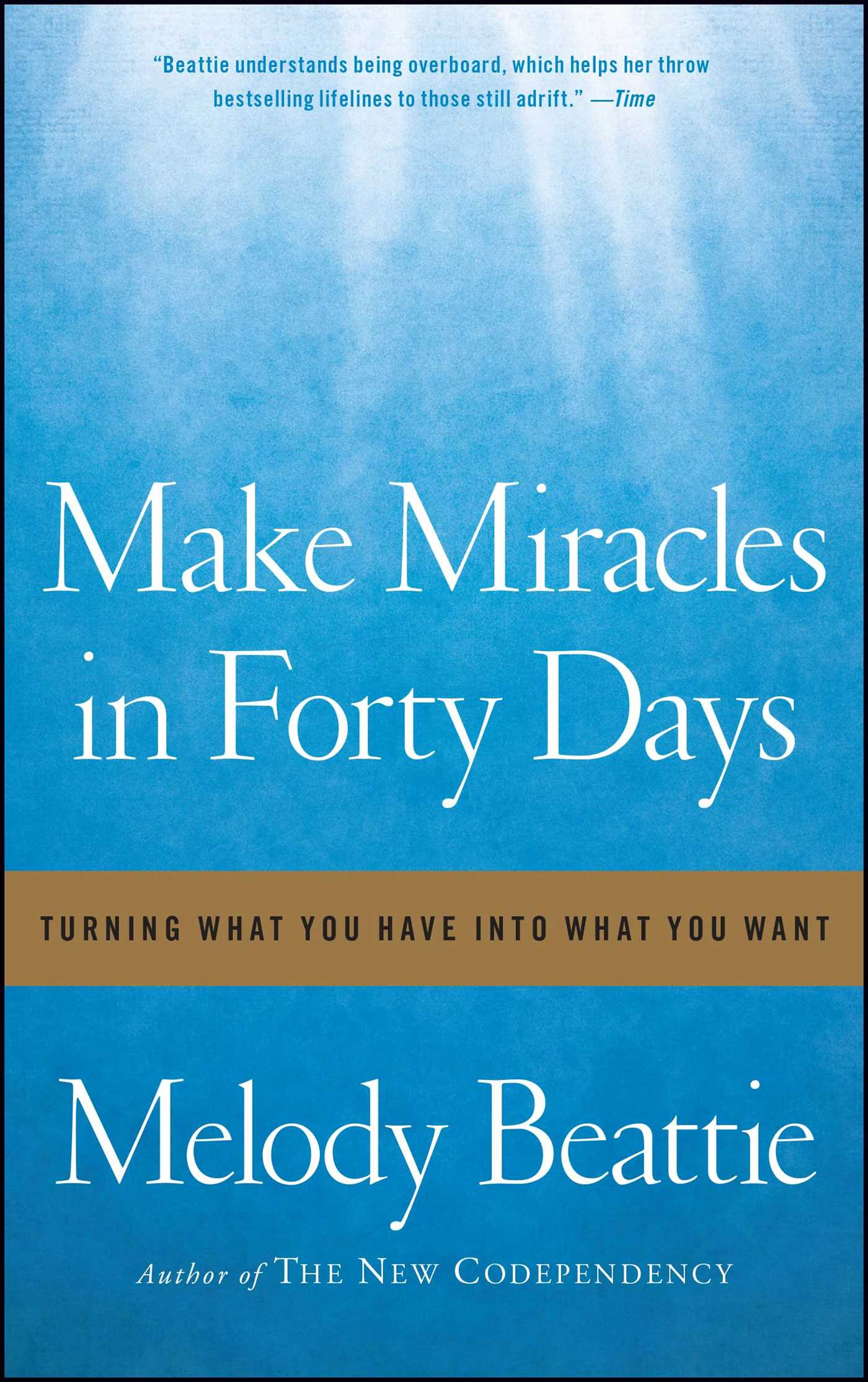 Make miracles in forty days 9781439102169 hr