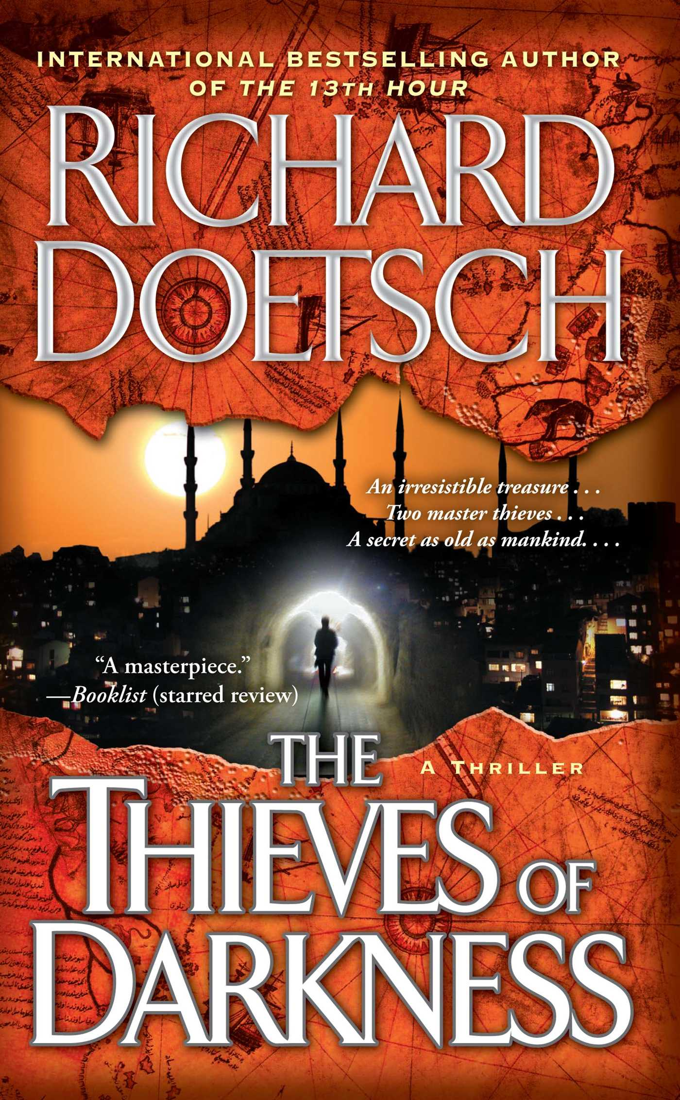 The thieves of darkness 9781439103289 hr