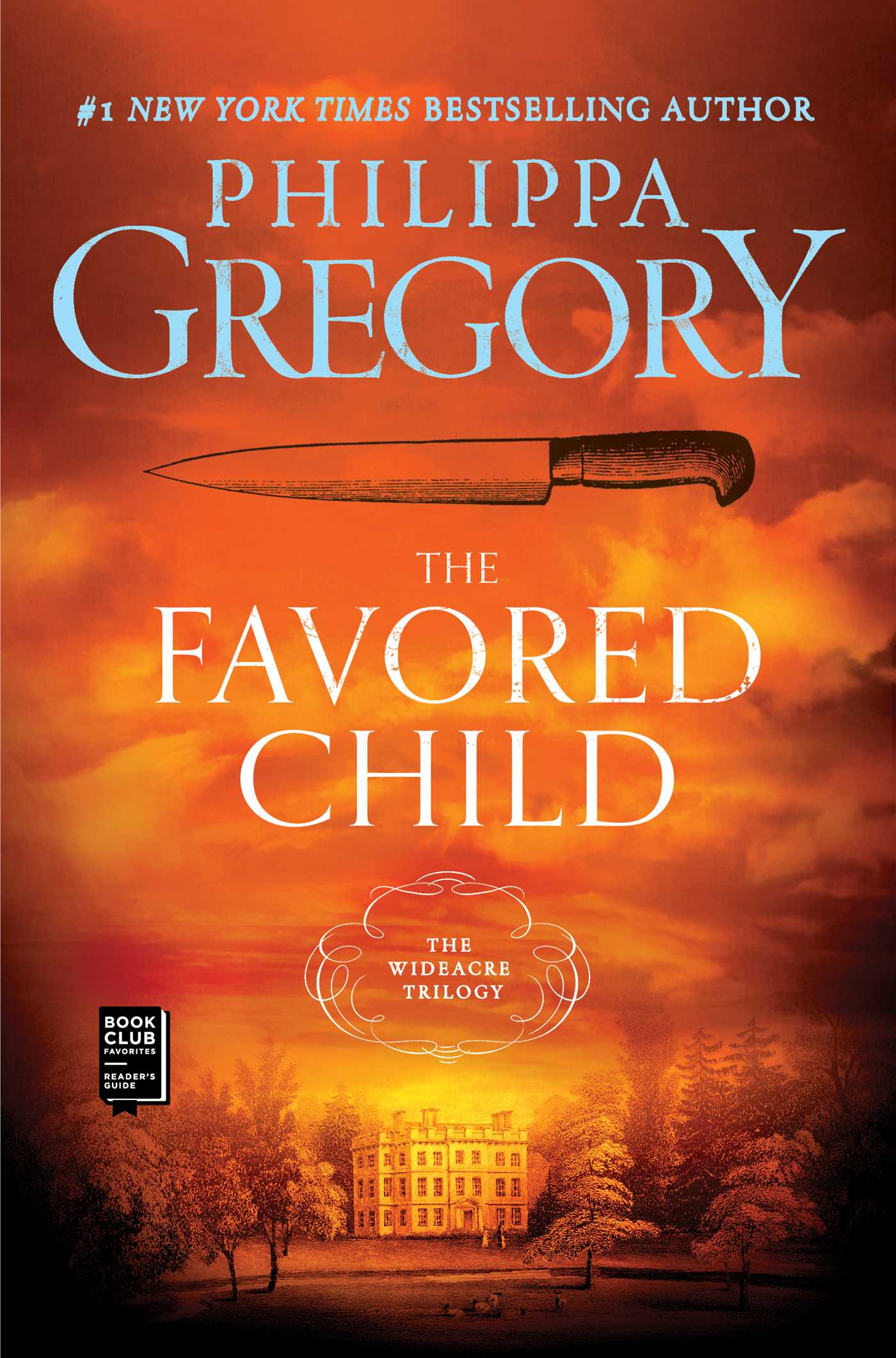 The favored child 9781439103401 hr
