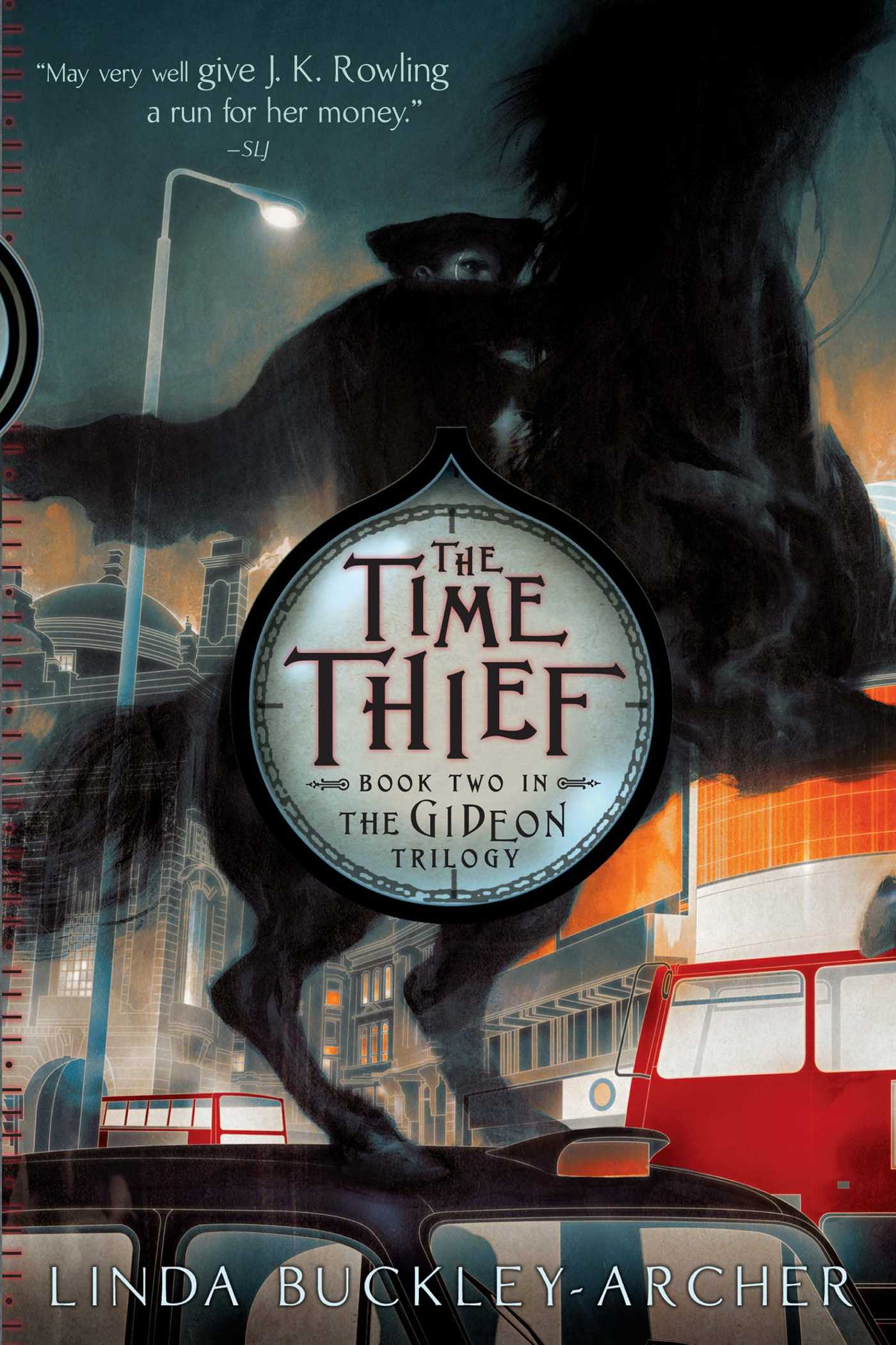 The time thief 9781439103531 hr