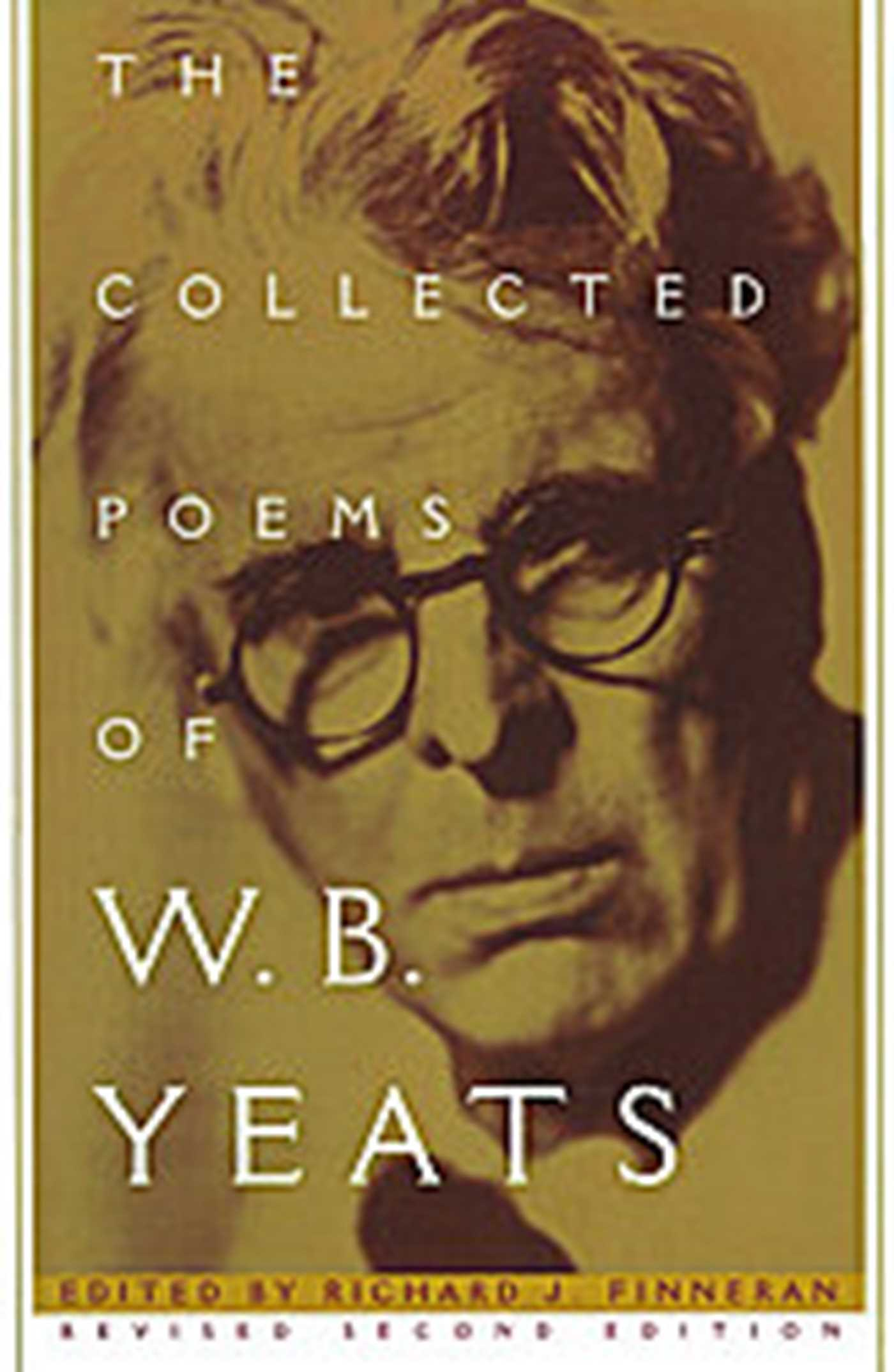 Collected poems of w b yeats 9781439104774 hr