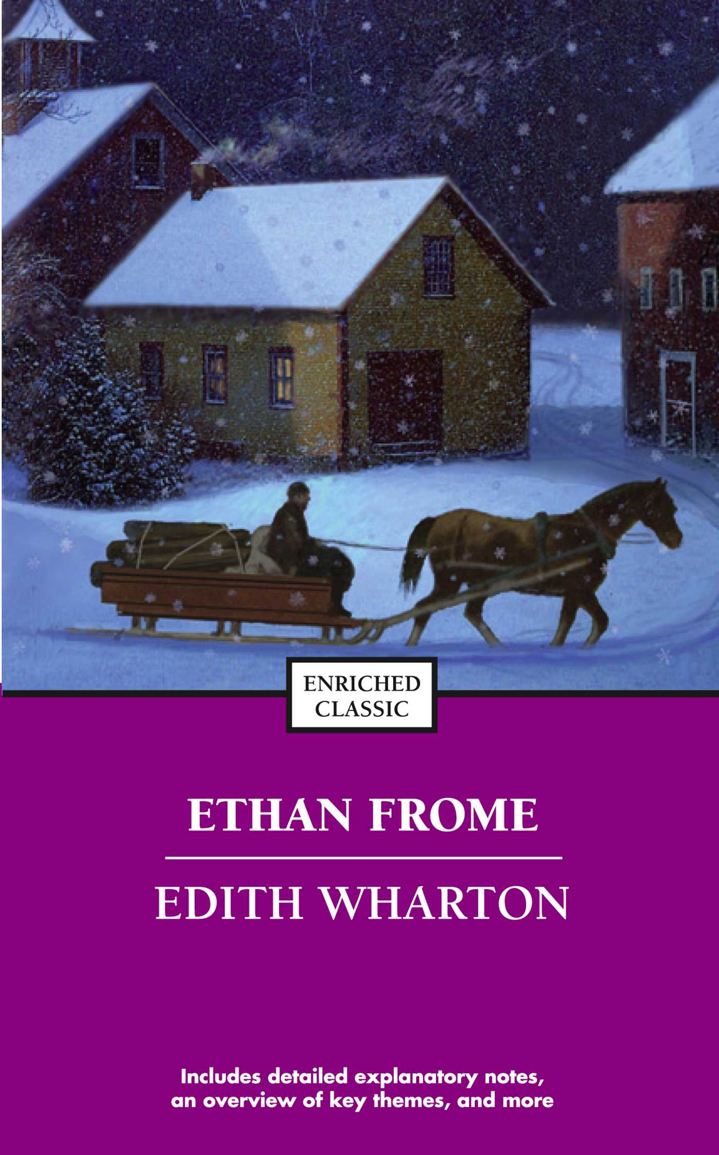 the symbols used in edith whartons ethan frome Ethan frome edith wharton buy  ethan, a quiet man by  to the rules of society is a major theme in ethan frome the message that wharton conveys through ethan.