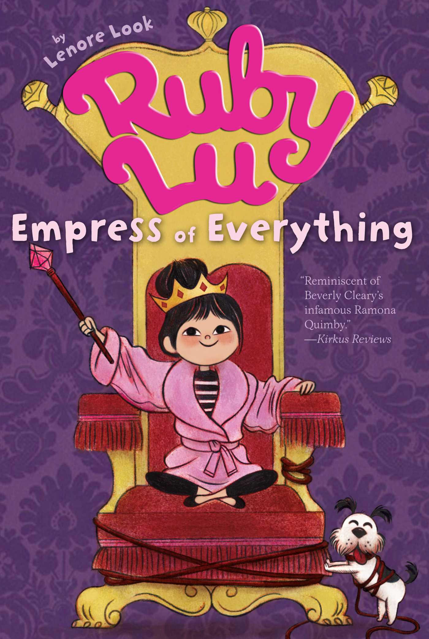 Ruby lu empress of everything 9781439107331 hr