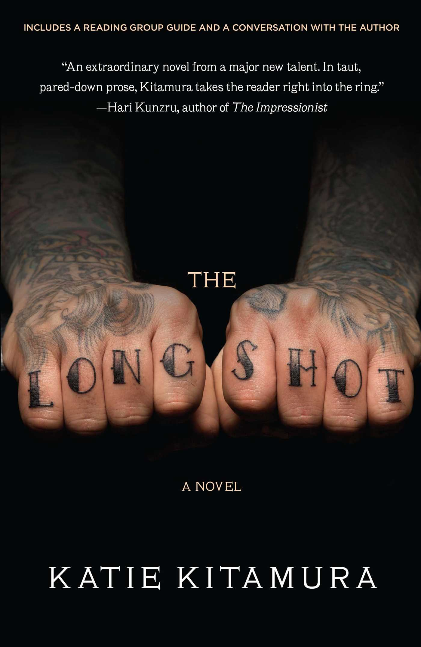 The longshot book by katie kitamura official publisher page a novel fandeluxe Ebook collections