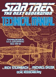 Star trek books technical manual fandeluxe Document