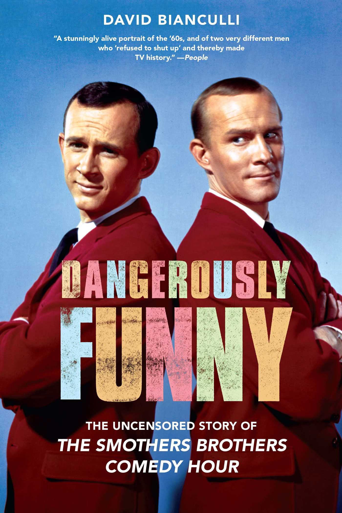 Dangerously funny 9781439109533 hr