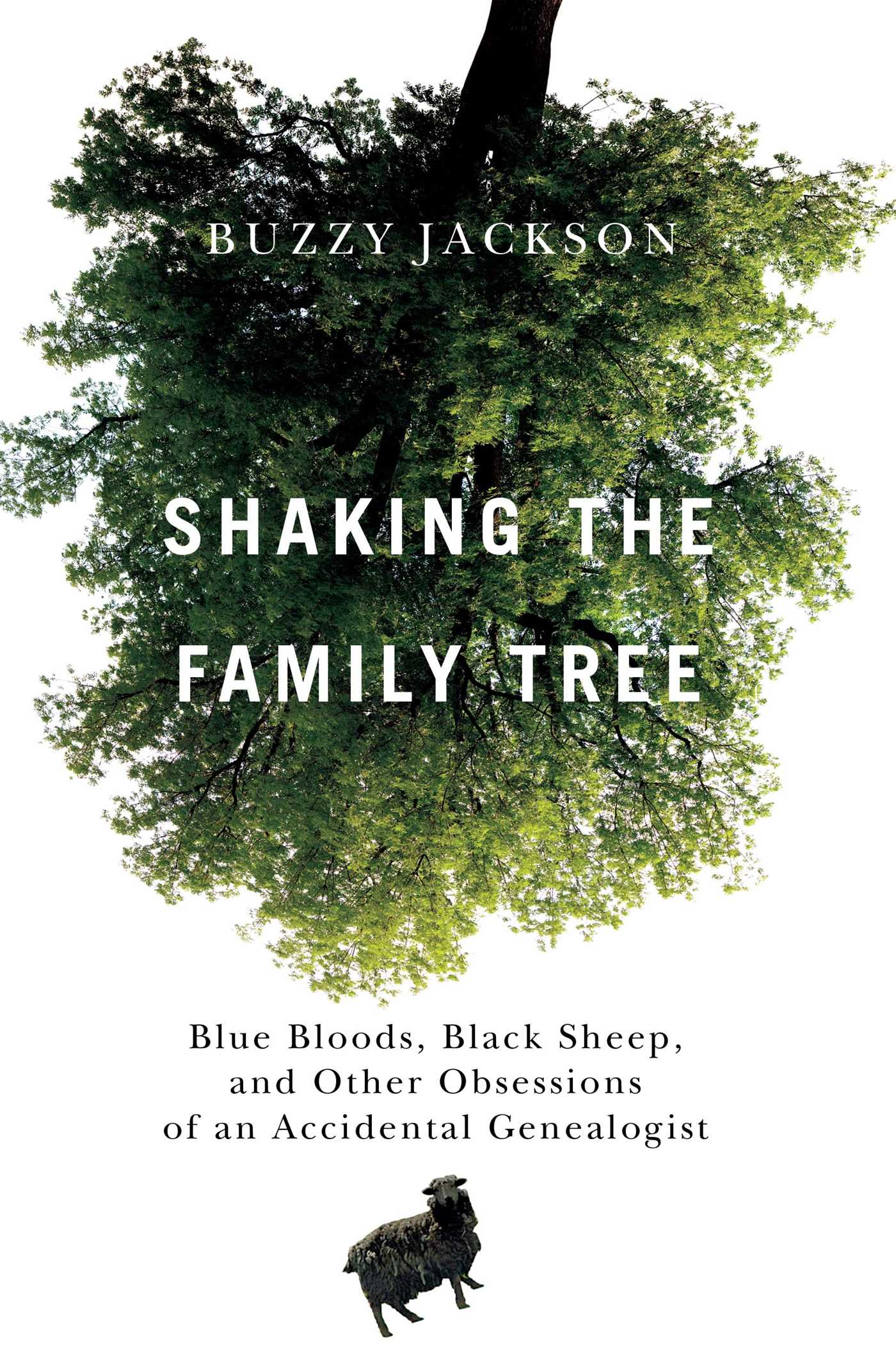 Shaking the family tree 9781439112991 hr