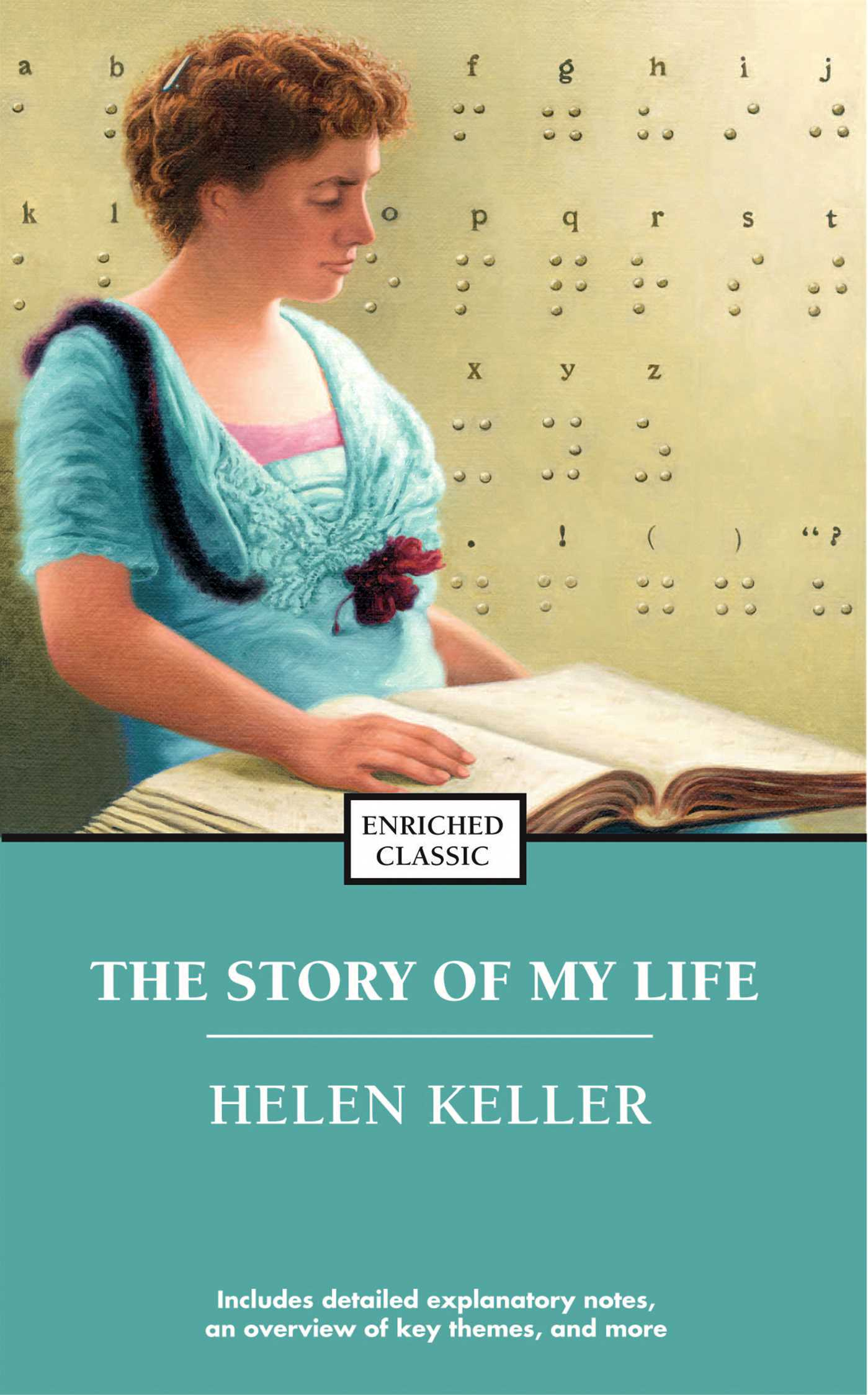 an introduction to the life and literature by helen keller A leading figure of the twentieth century, helen adams keller started life as a  healthy baby born in the summer of 1880 when she was 19 months old, helen.