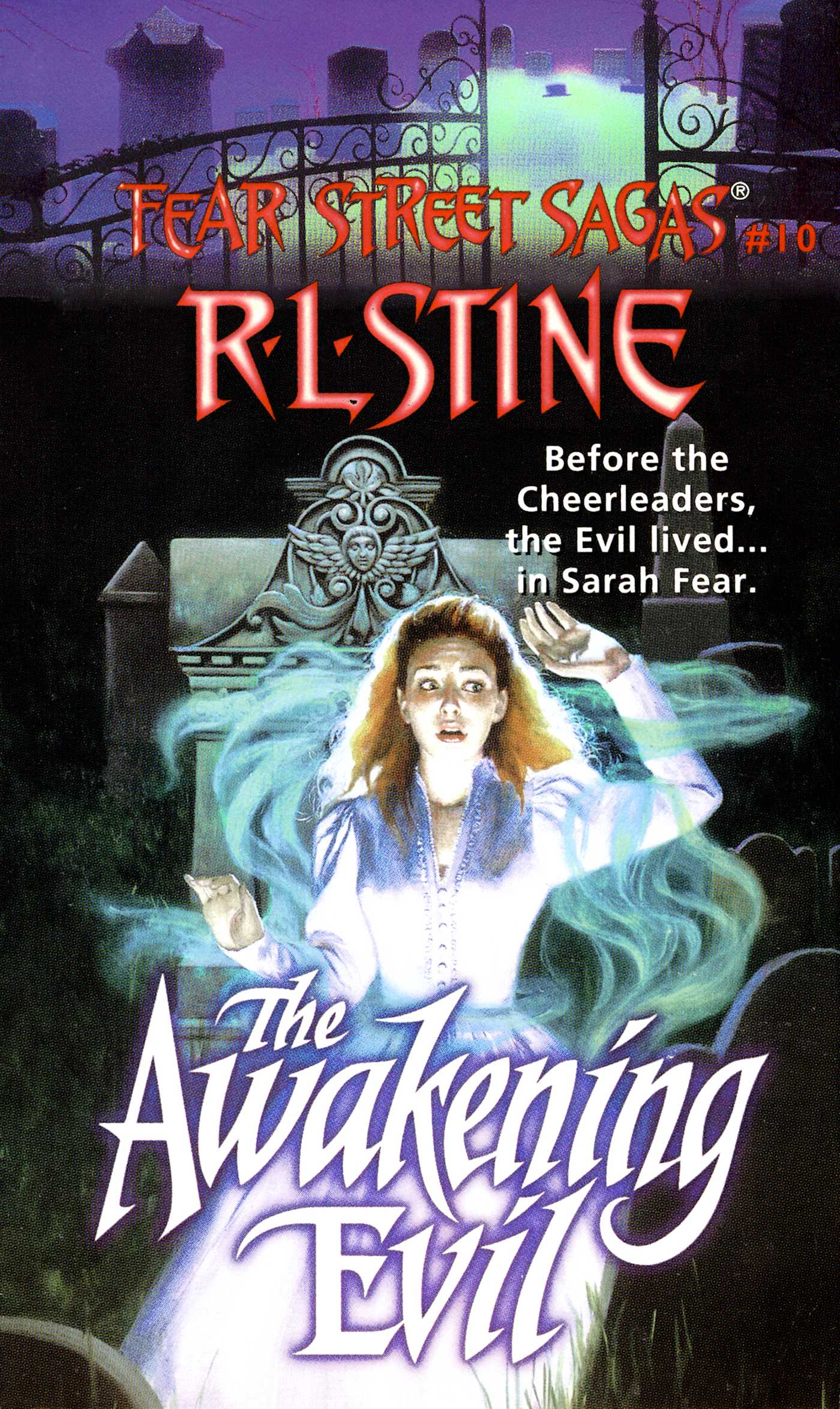 a literary analysis of a story fear street by r l stine Stine book from his fear street series  the horror of rl stine by west in the article, west  the story catcher covers non-fiction and historical.