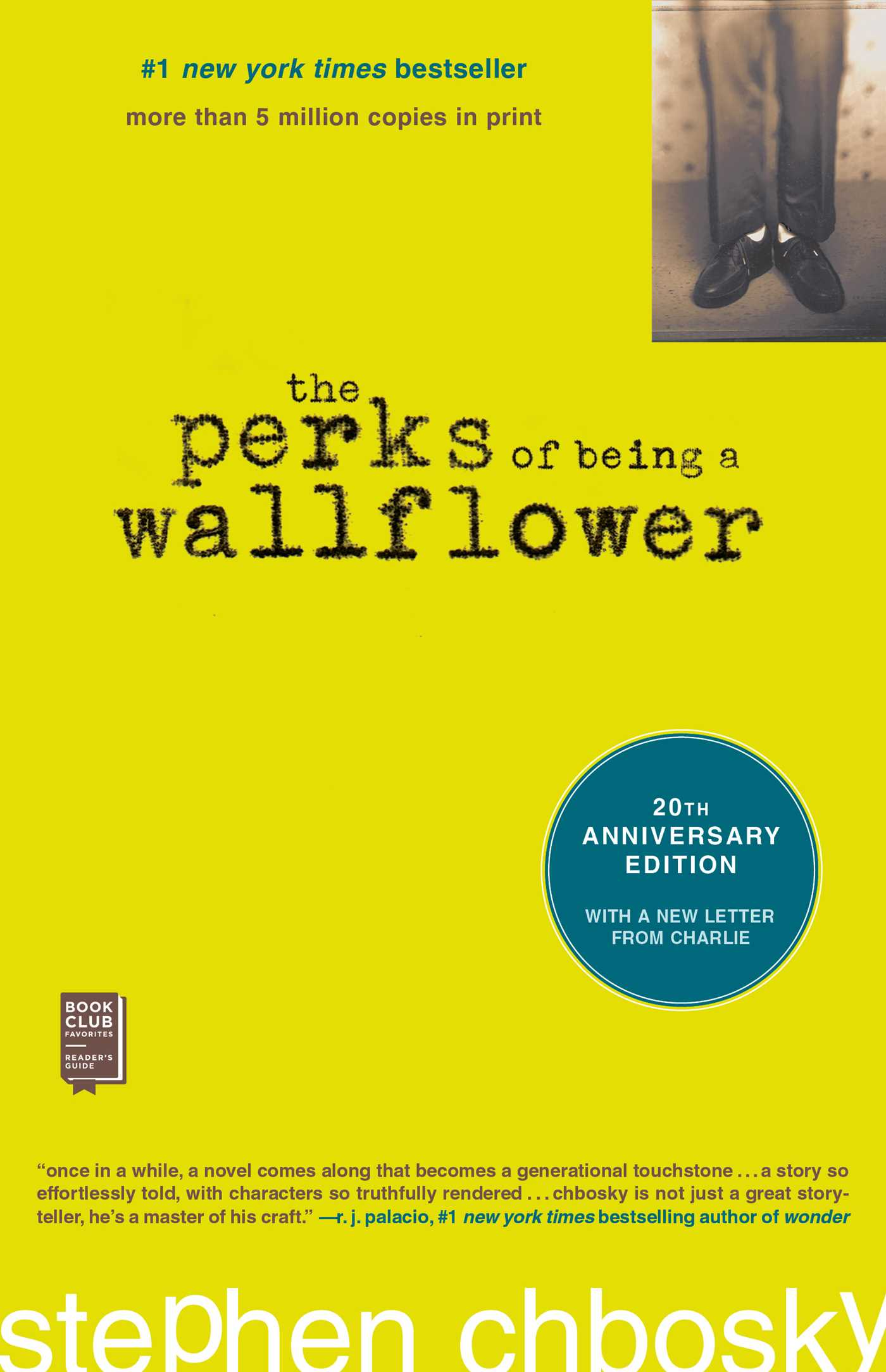 The perks of being a wallflower 9781439122433 hr