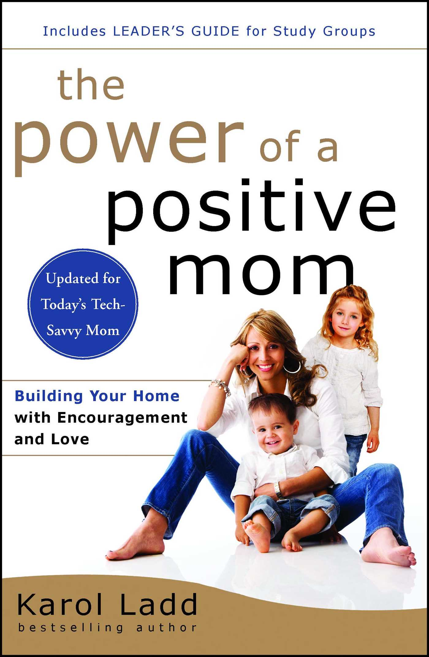 Power of a positive mom 9781439122716 hr