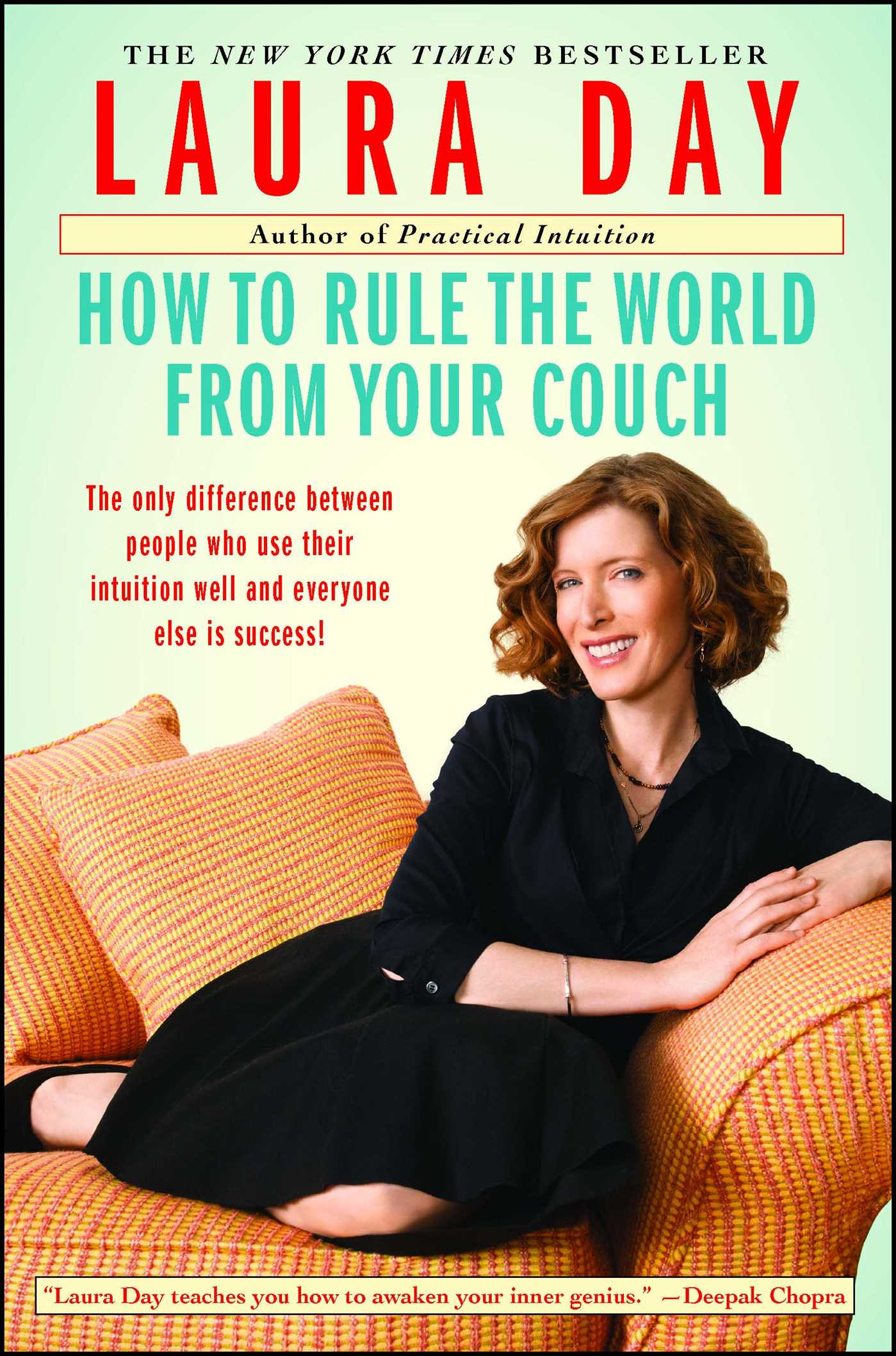 How to rule the world from your couch 9781439123584 hr