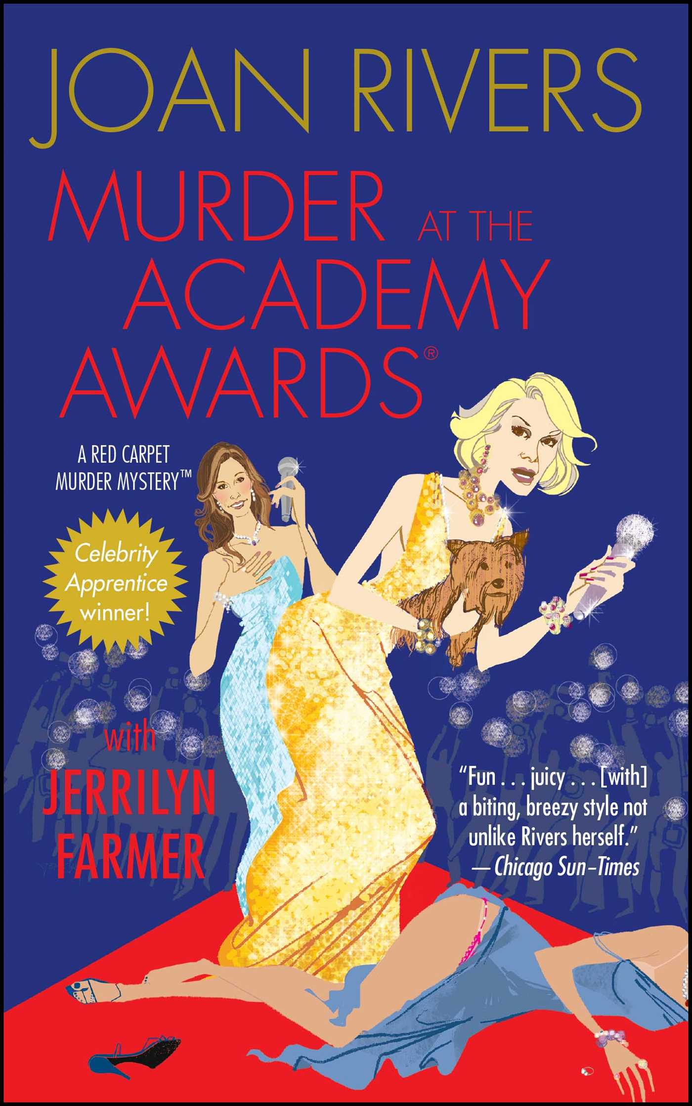 Murder at the academy awards r 9781439123676 hr
