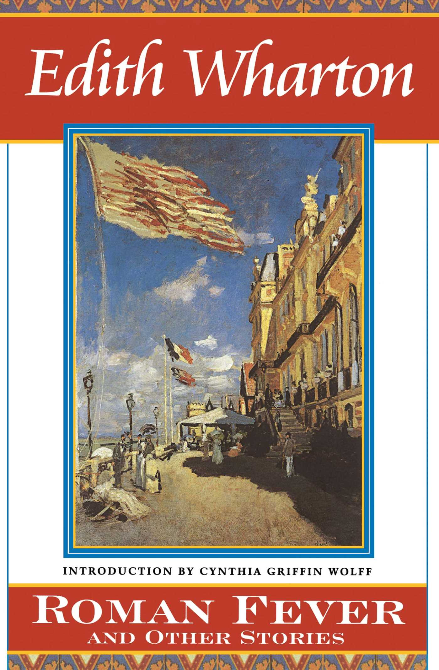 the significance of the title of roman fever a short story by edith wharton The significance of the title roman fever by edith  do you think that the two main characters in the short story roman fever by edith wharton are real close.