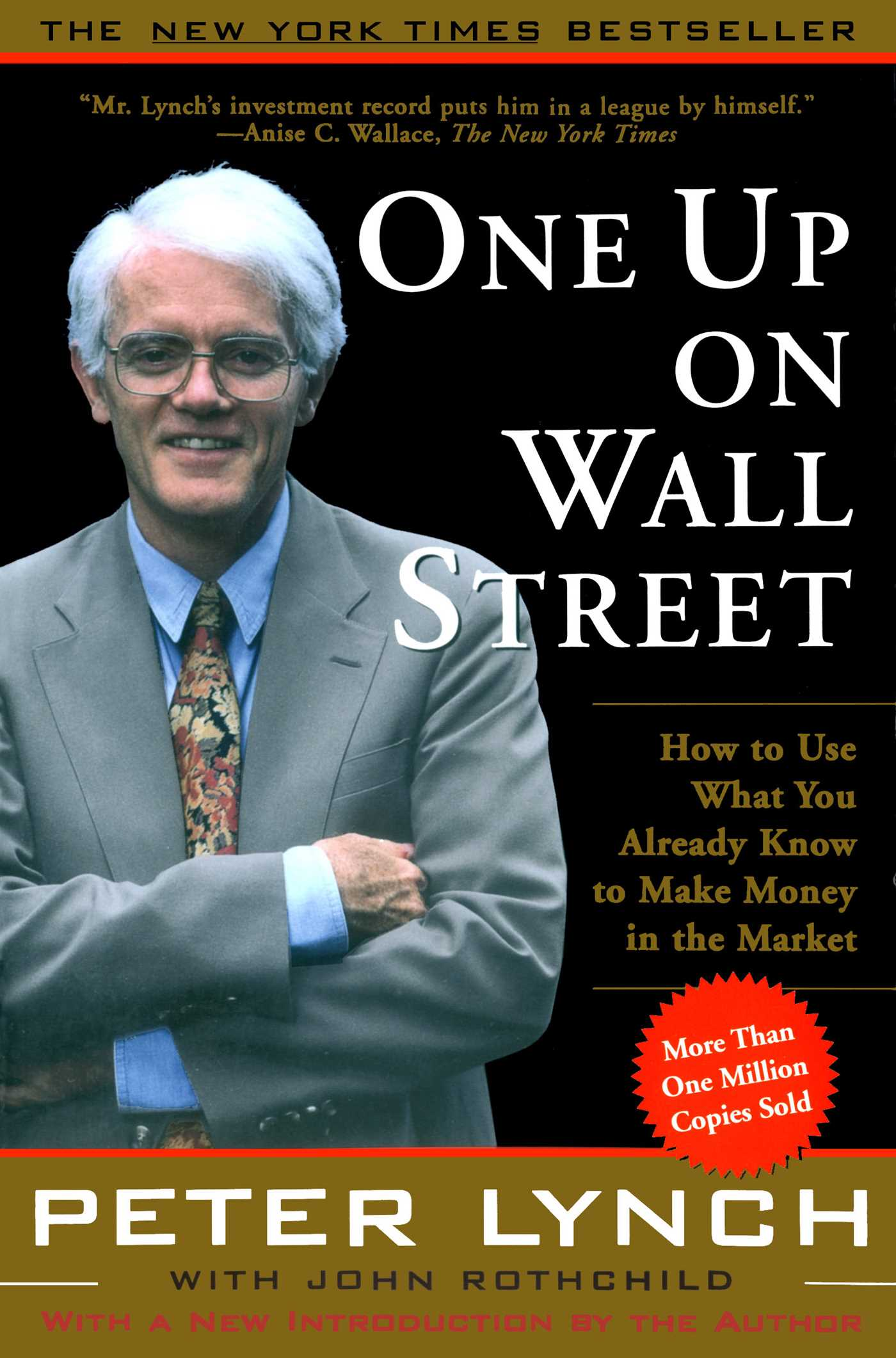 one up on wall street ebook by peter lynch john rothchild official publisher page simon. Black Bedroom Furniture Sets. Home Design Ideas