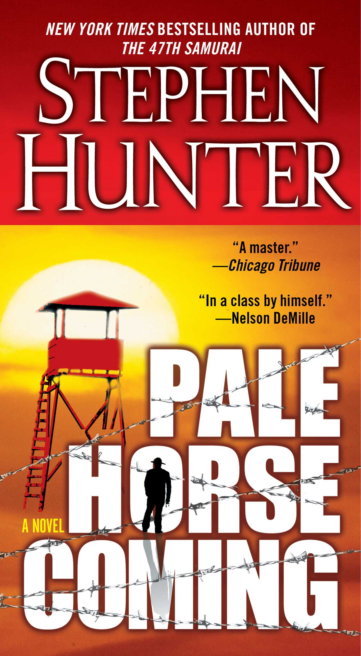 Pale horse coming 9781439127810 hr