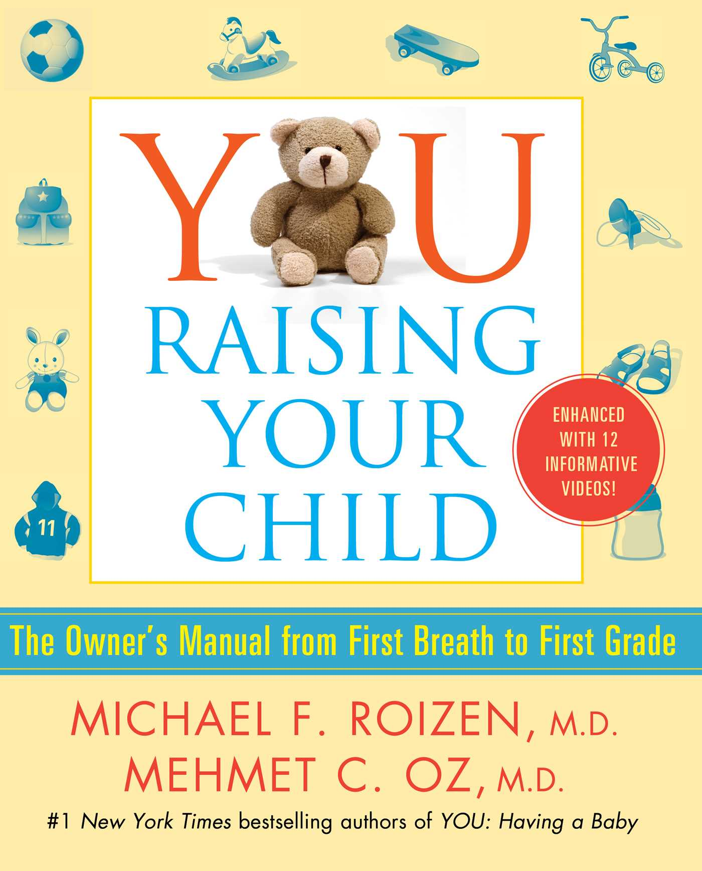 You raising your child enhanced ebook 9781439127834 hr