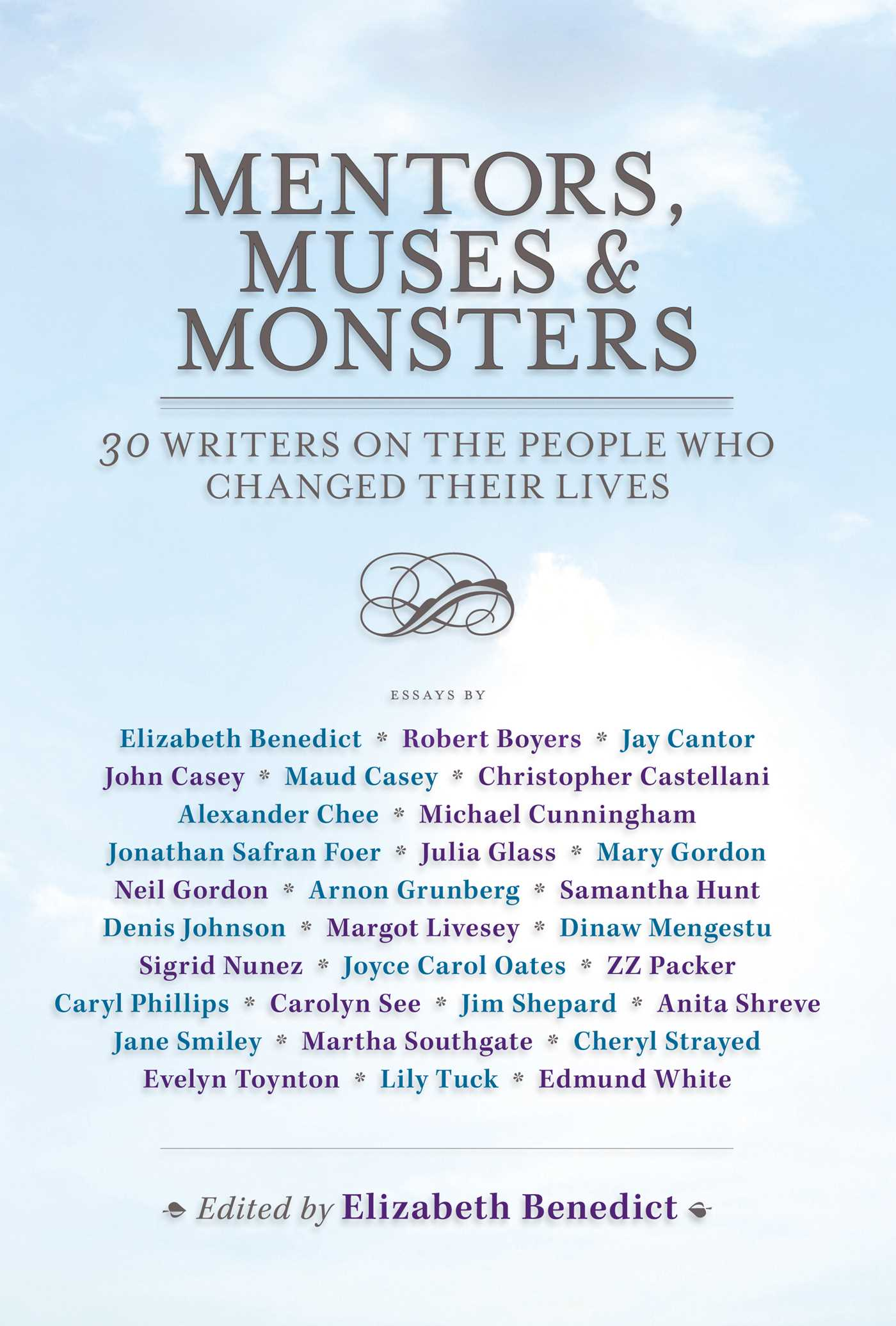Mentors muses monsters 9781439127858 hr