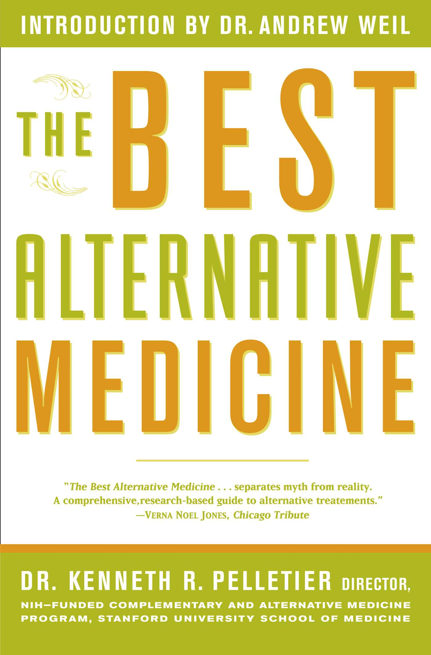 The best alternative medicine 9781439128954 hr