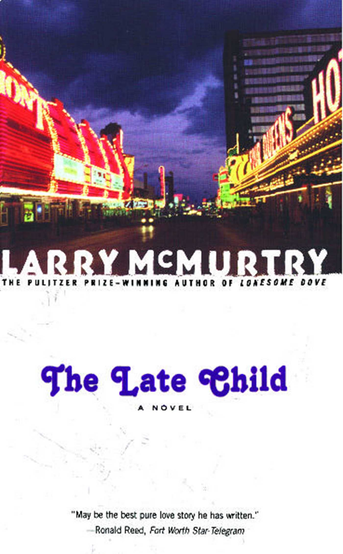 The late child 9781439129784 hr