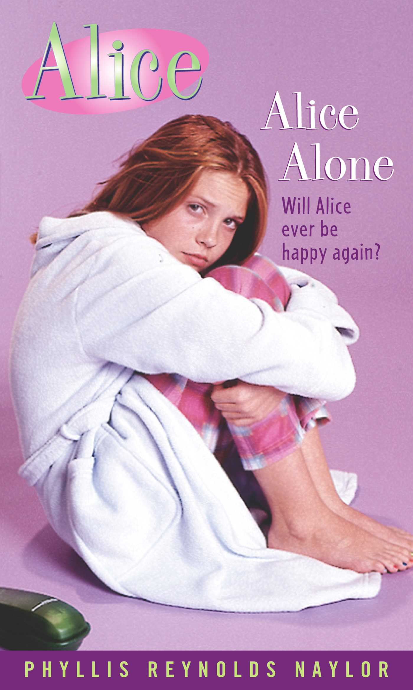 Alice alone 9781439132296 hr