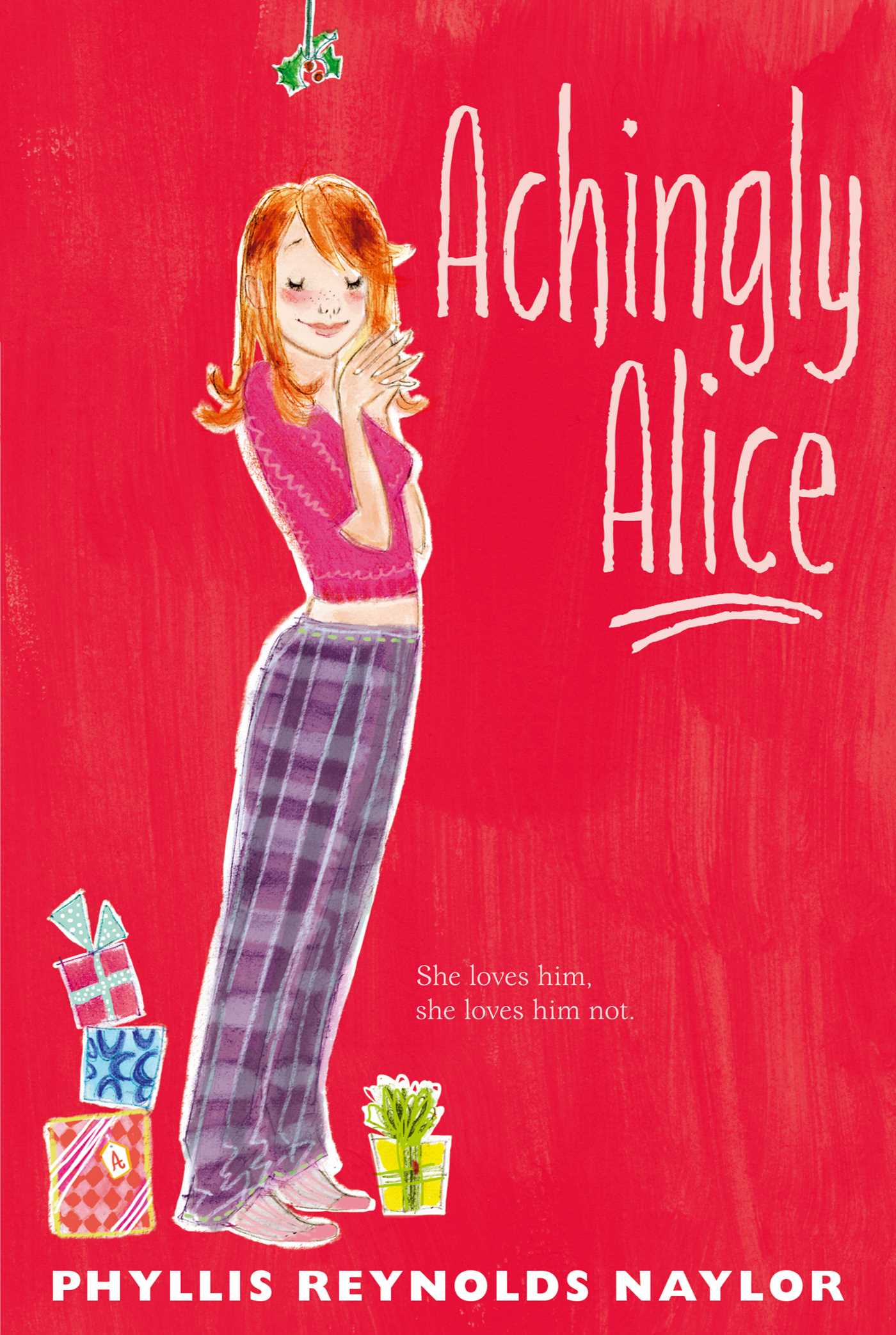 Achingly alice 9781439132371 hr