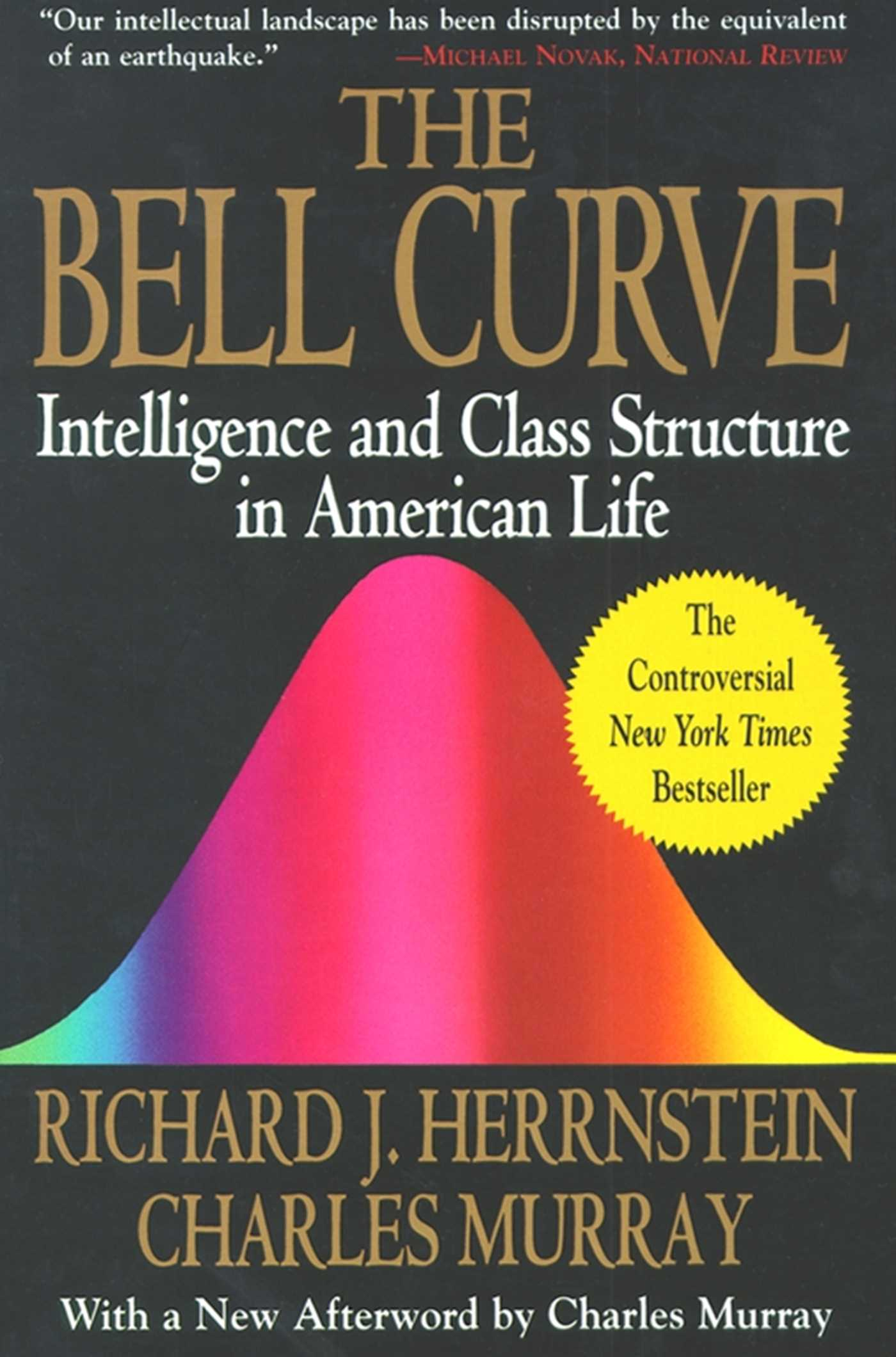 Bell curve 9781439134917 hr