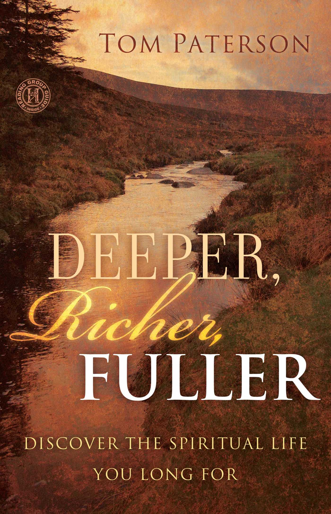 Deeper richer fuller 9781439135693 hr