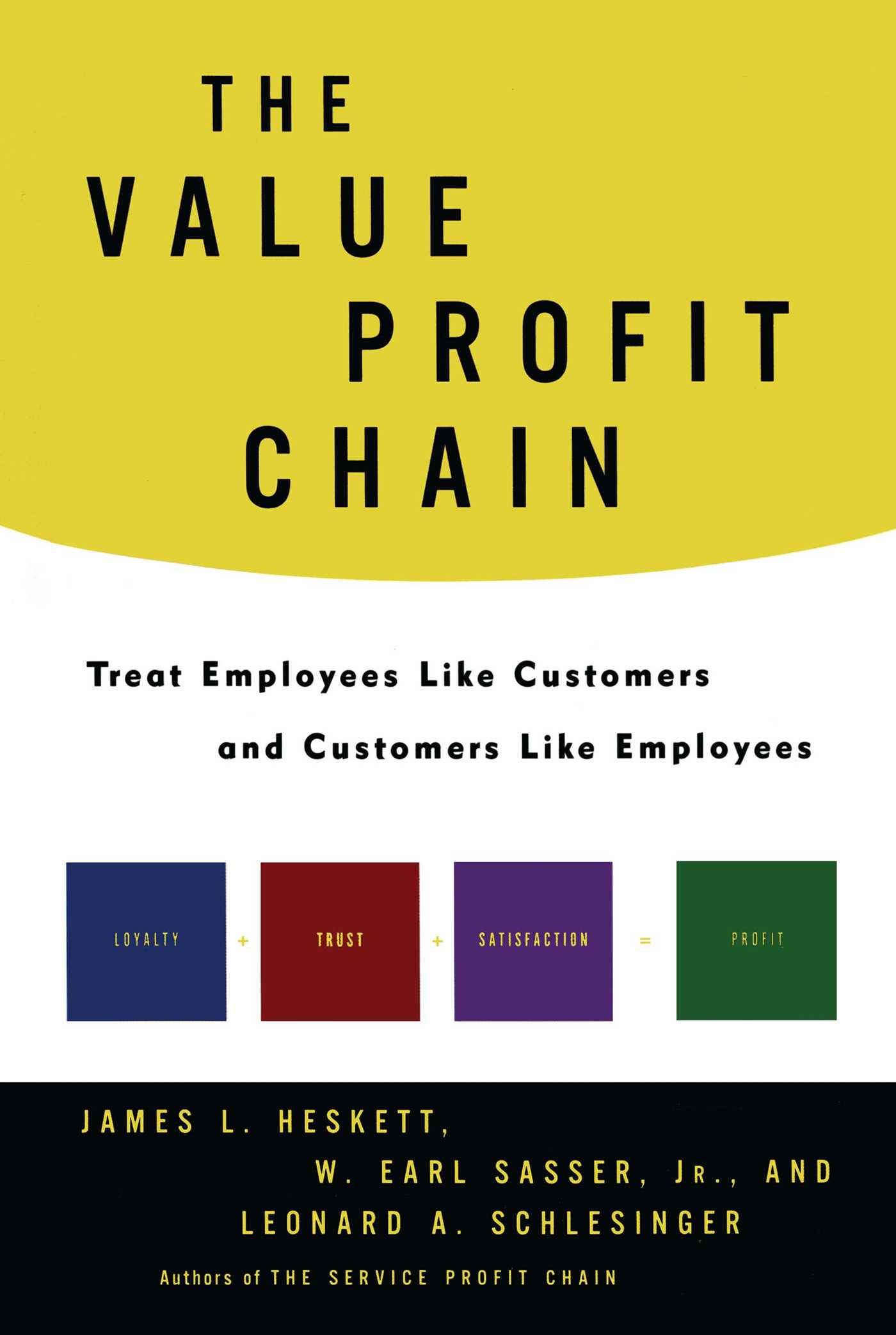 The value profit chain 9781439136126 hr