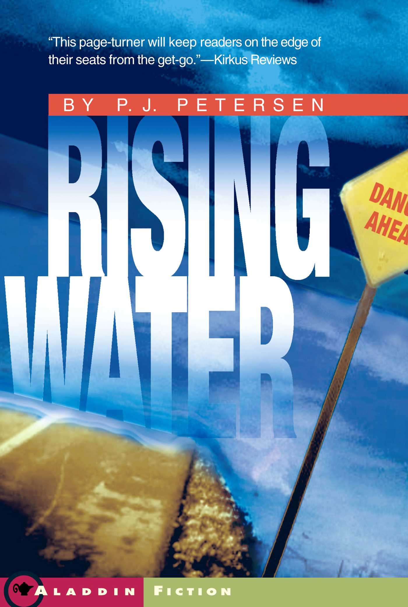 Rising water 9781439137000 hr