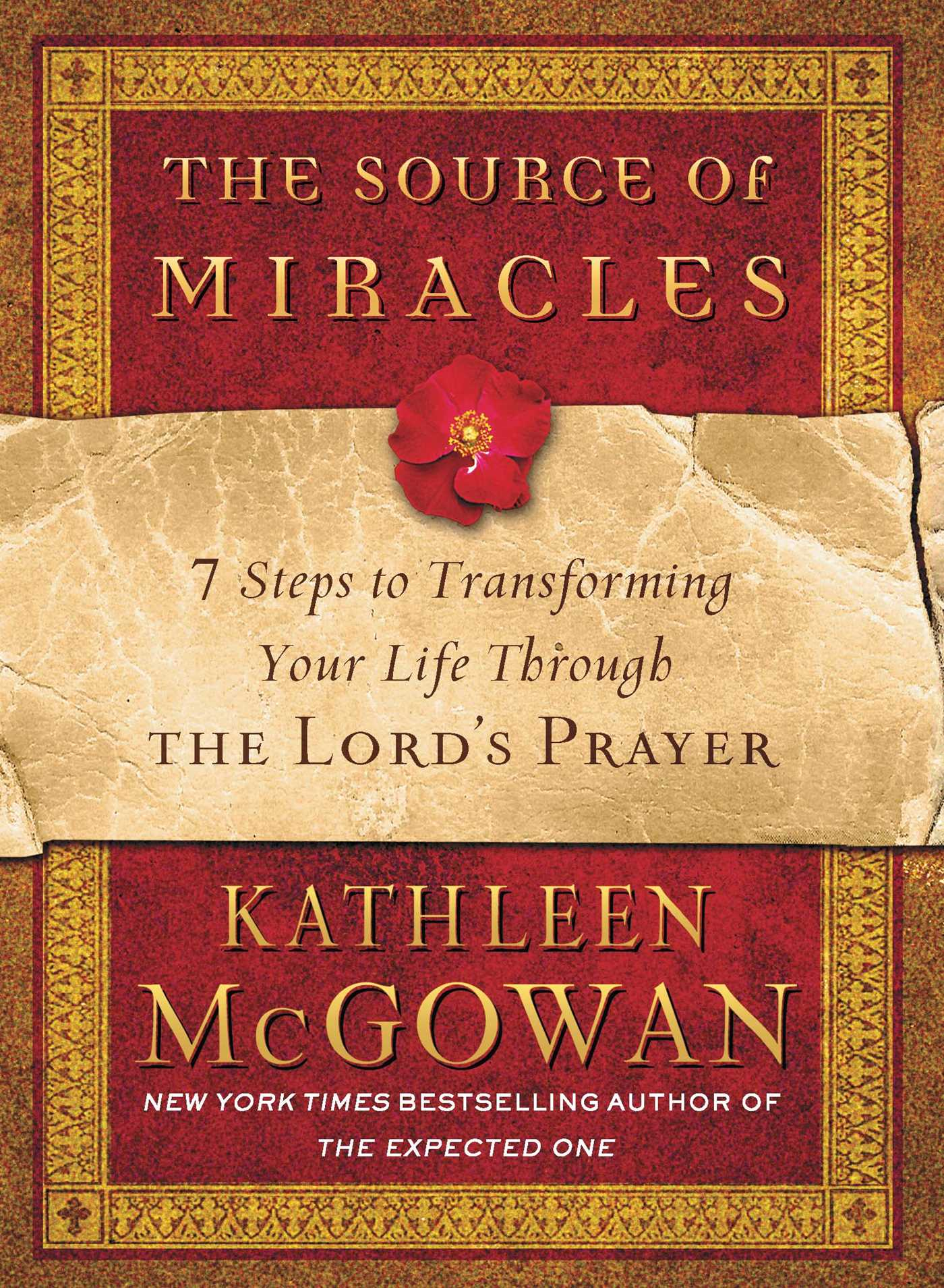 The source of miracles 9781439137727 hr