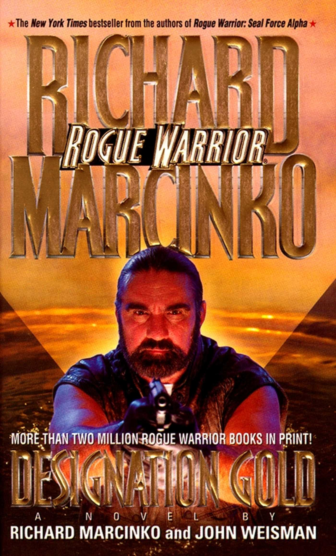 designation gold rogue warrior marcinko richard