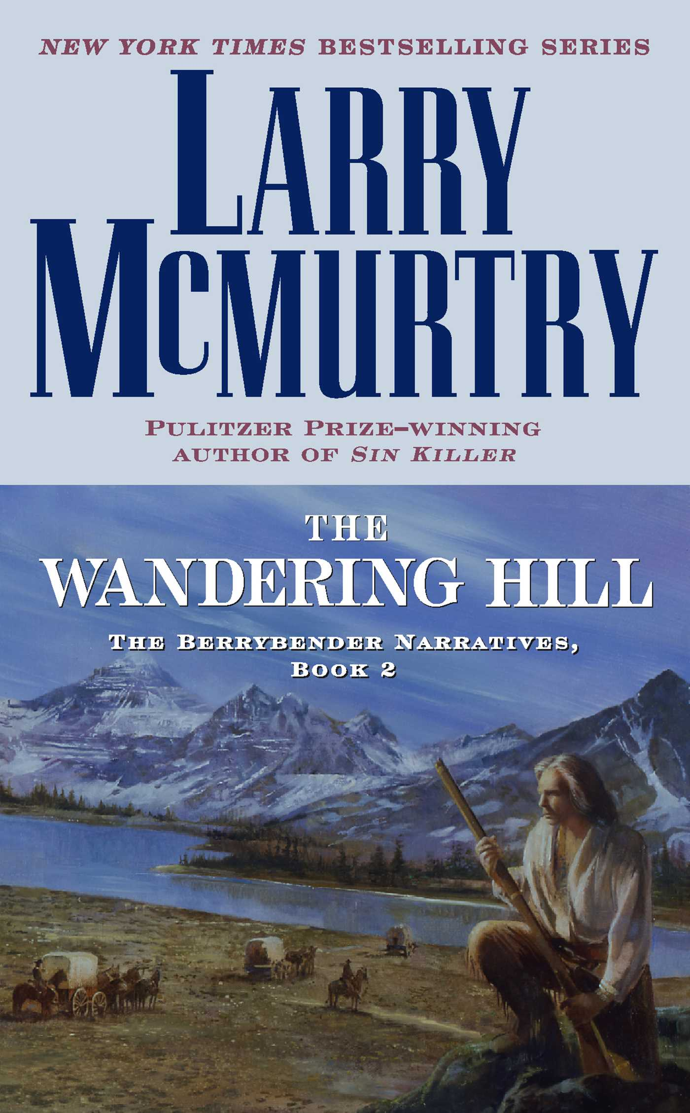 The wandering hill 9781439141472 hr