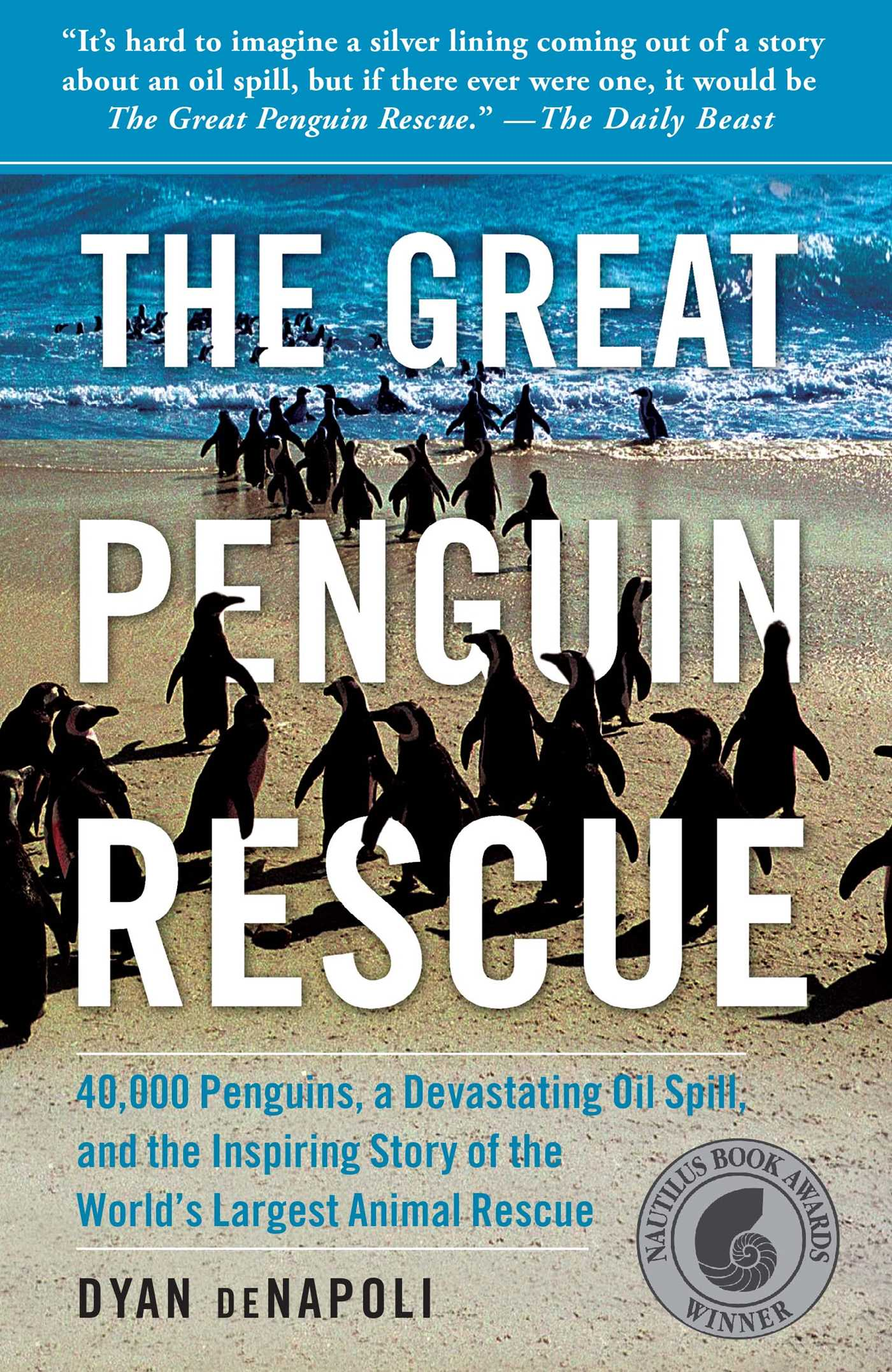 The great penguin rescue 9781439148181 hr