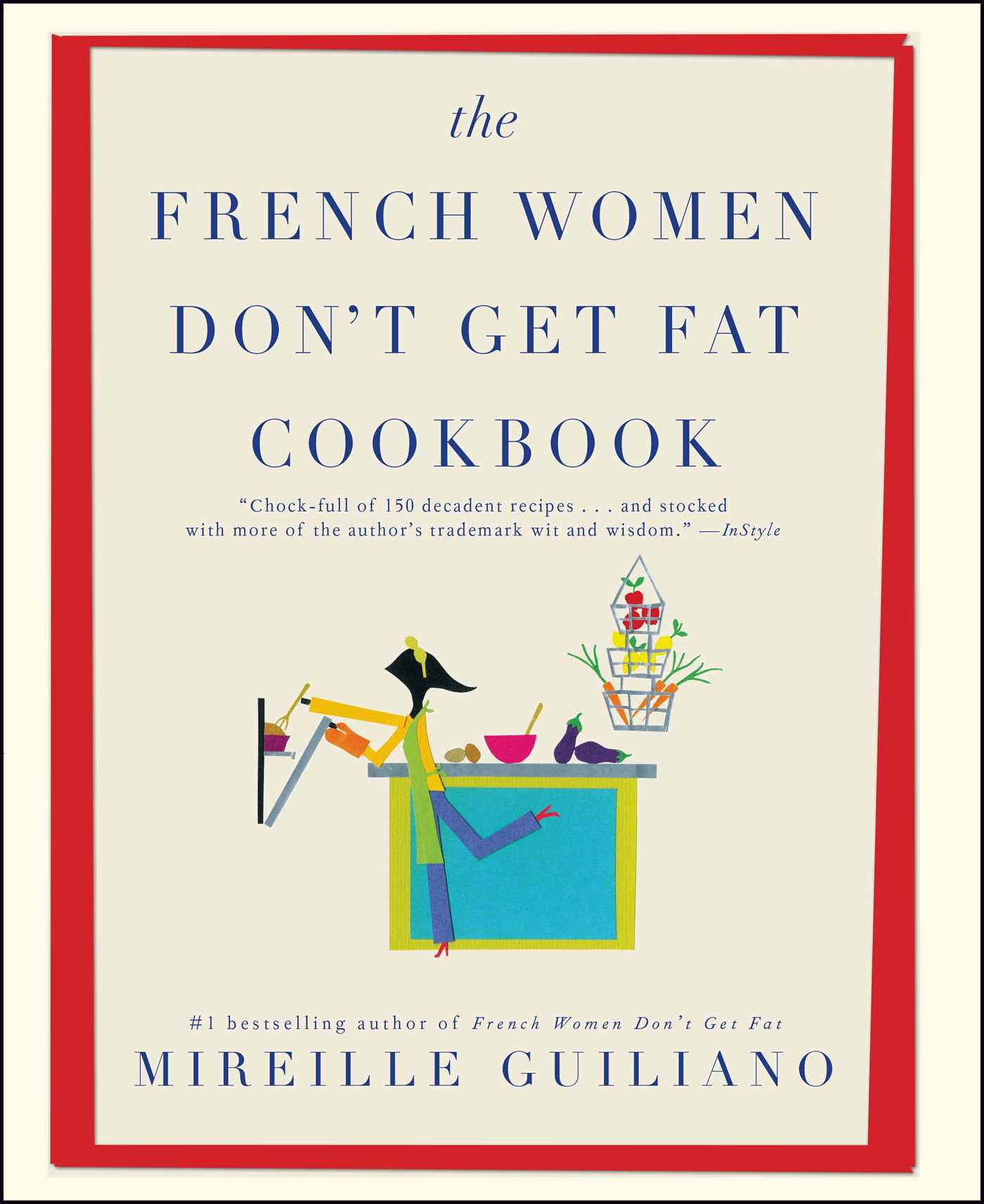 The french women dont get fat cookbook 9781439148976 hr