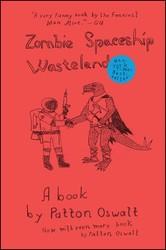 Zombie spaceship wasteland 9781439149096