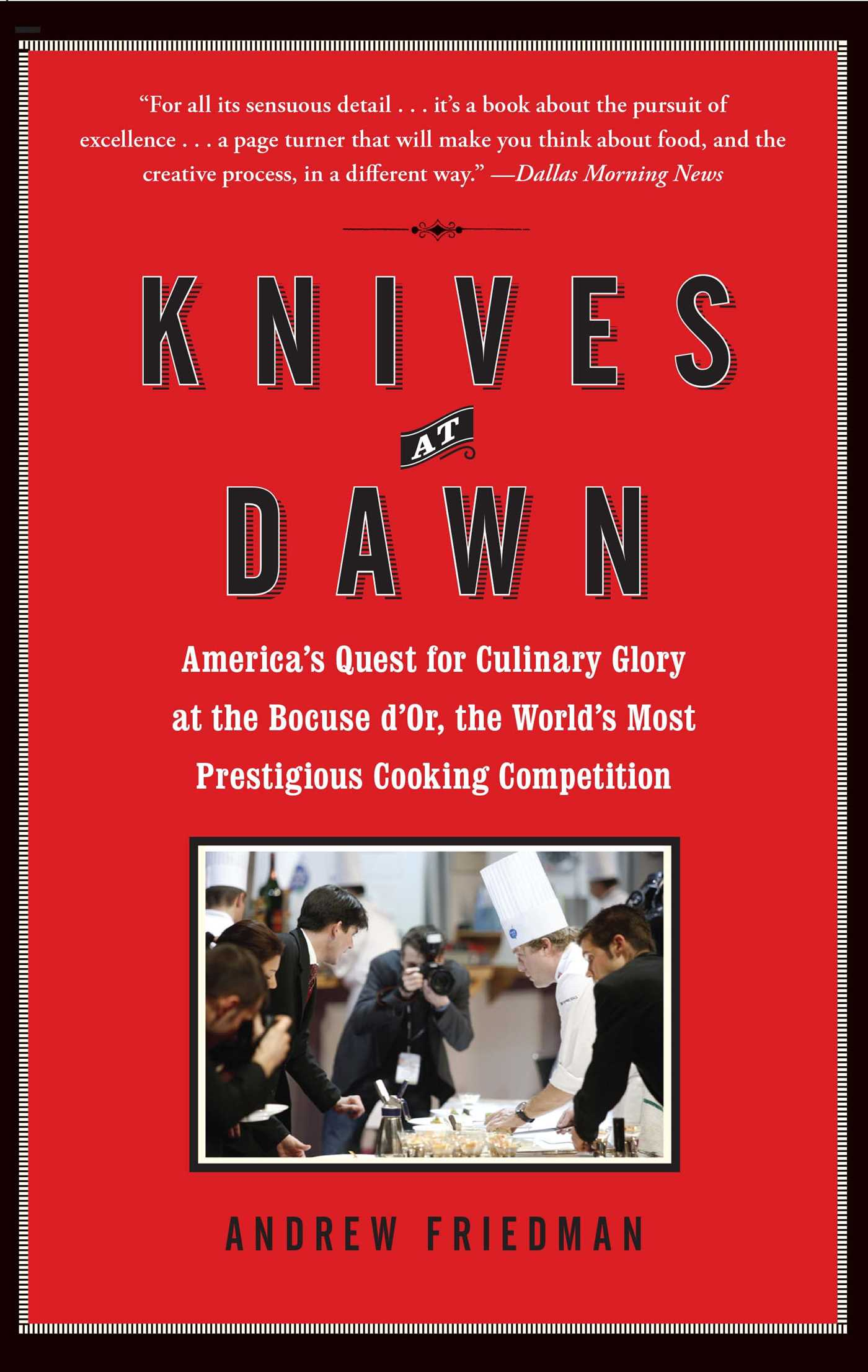 Knives at dawn 9781439153116 hr