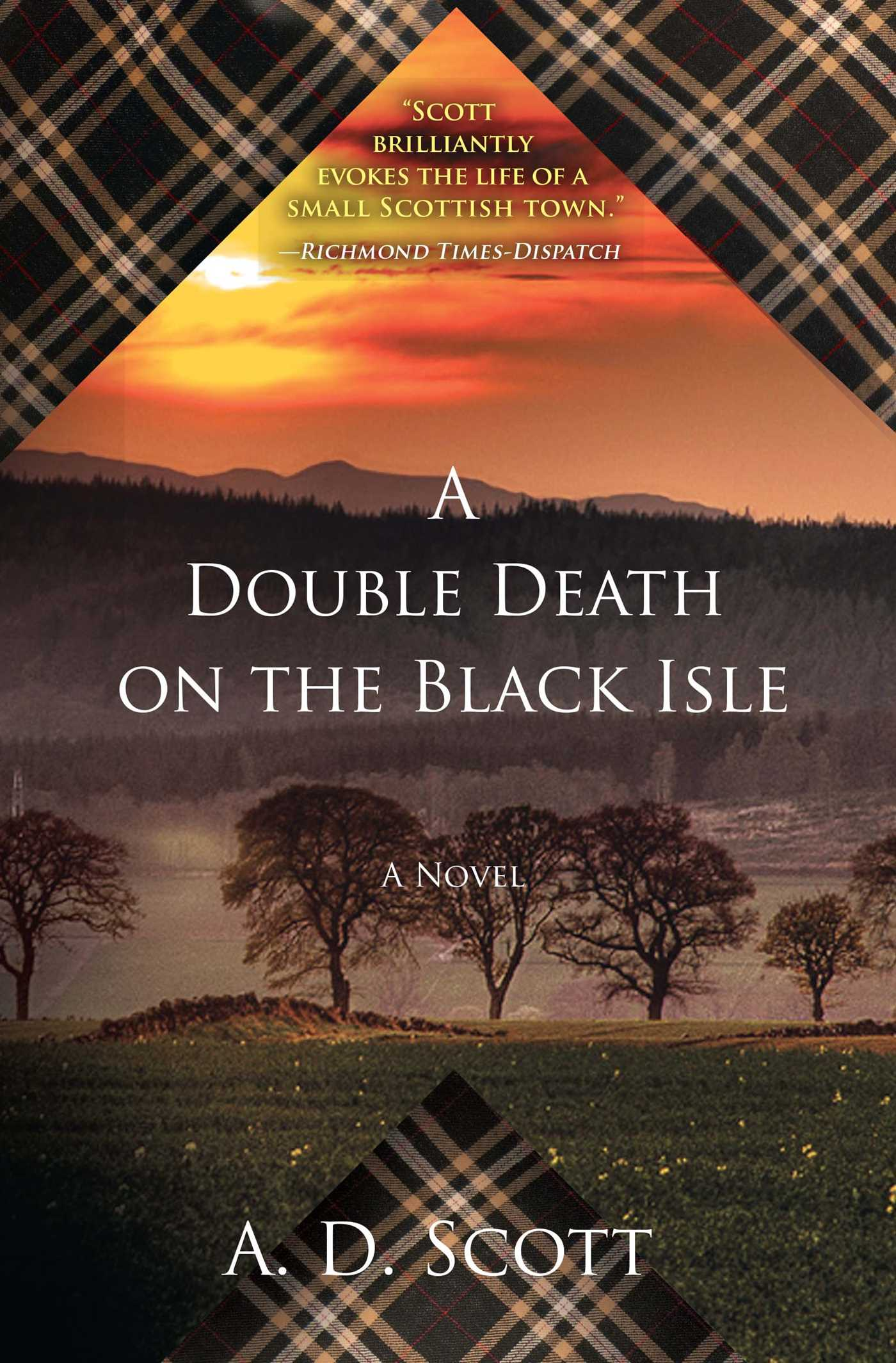 A double death on the black isle 9781439154946 hr