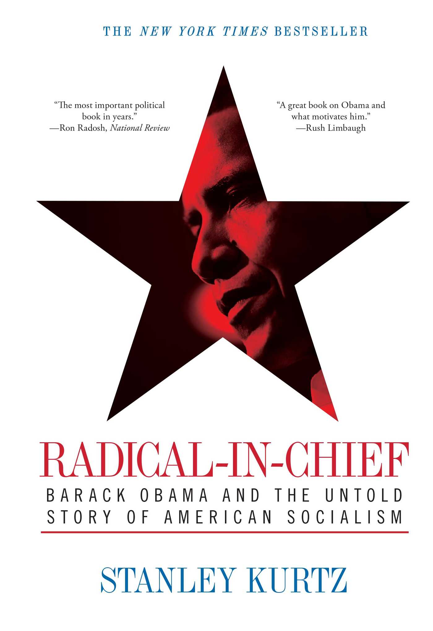 Radical in chief 9781439155097 hr