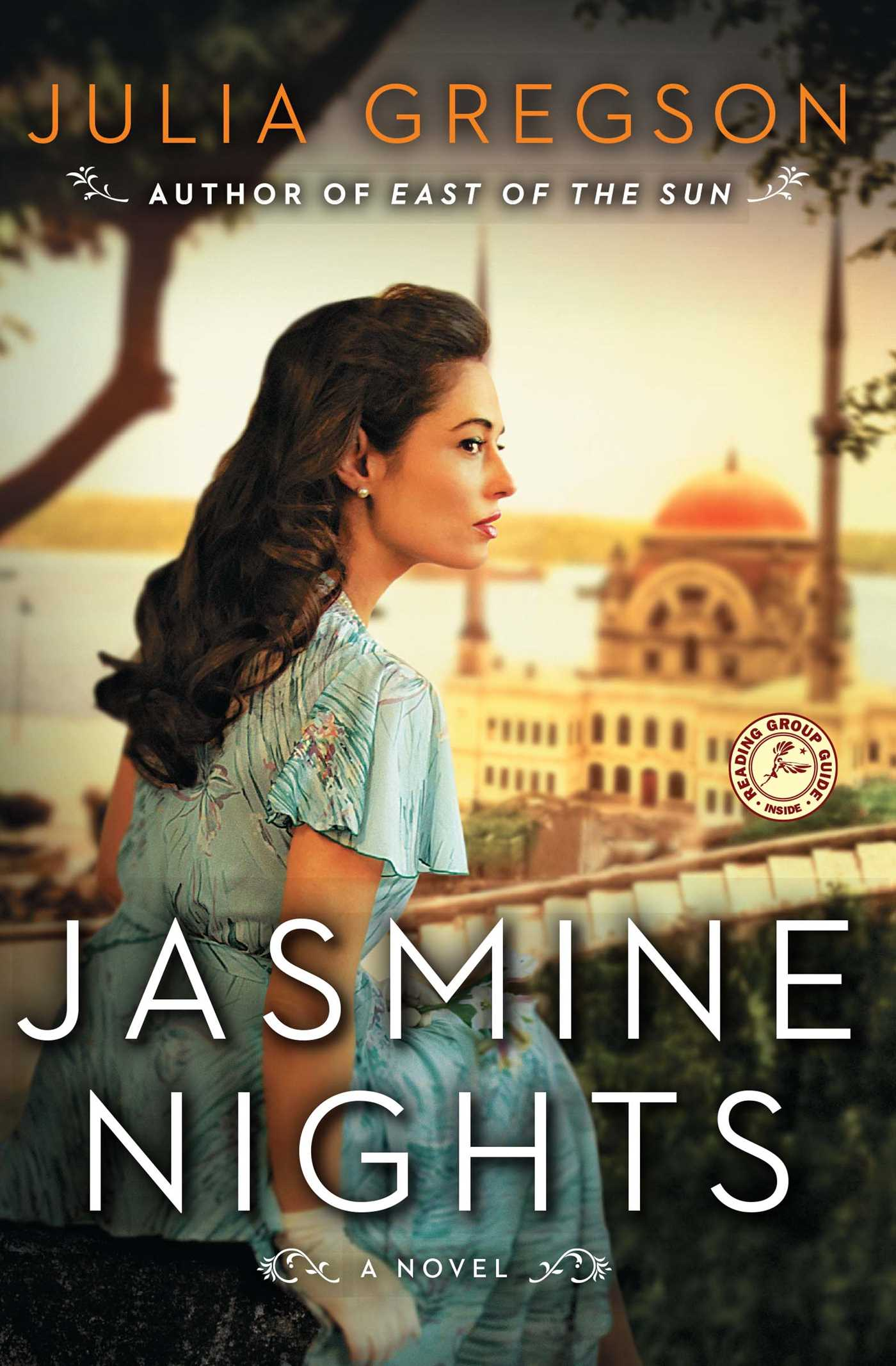 Jasmine nights 9781439155585 hr