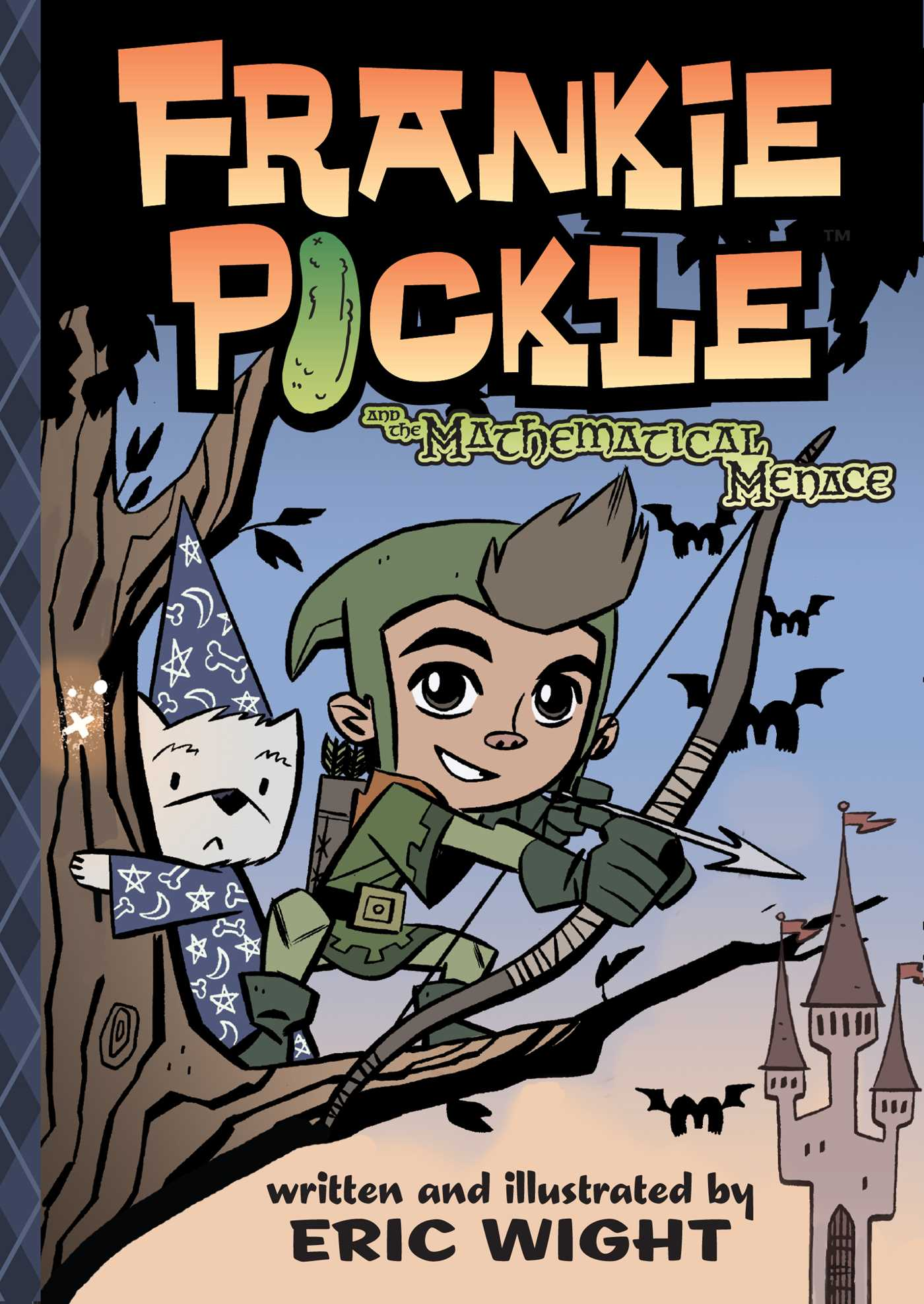 Frankie pickle and the mathematical menace 9781439155844 hr