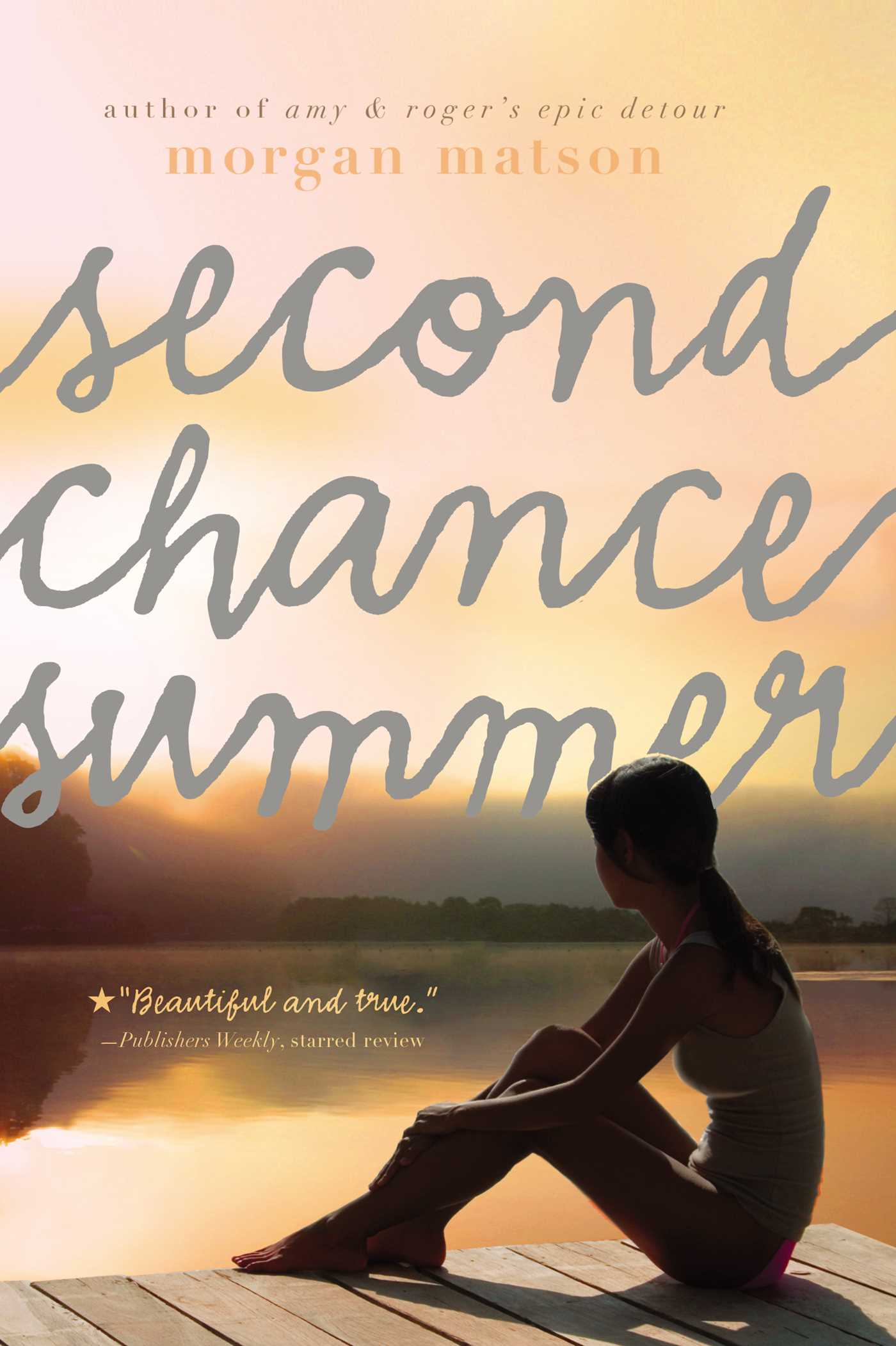 Second chance summer 9781439157527 hr