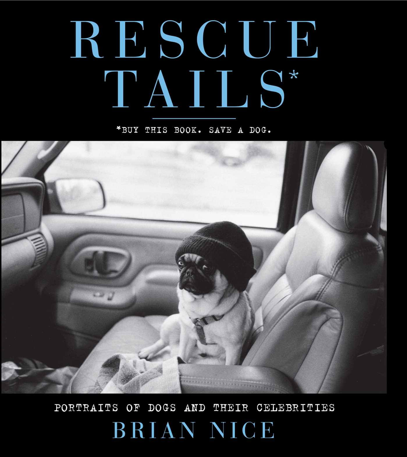 Rescue tails 9781439159767 hr