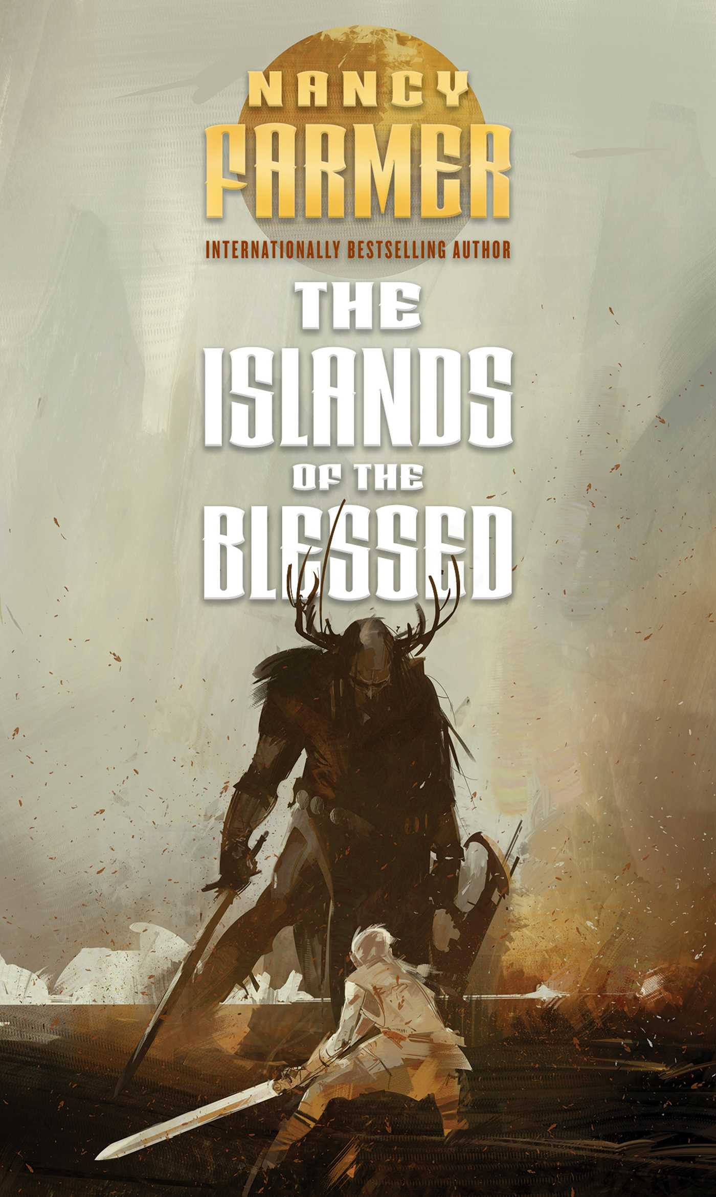 The islands of the blessed 9781439160473 hr