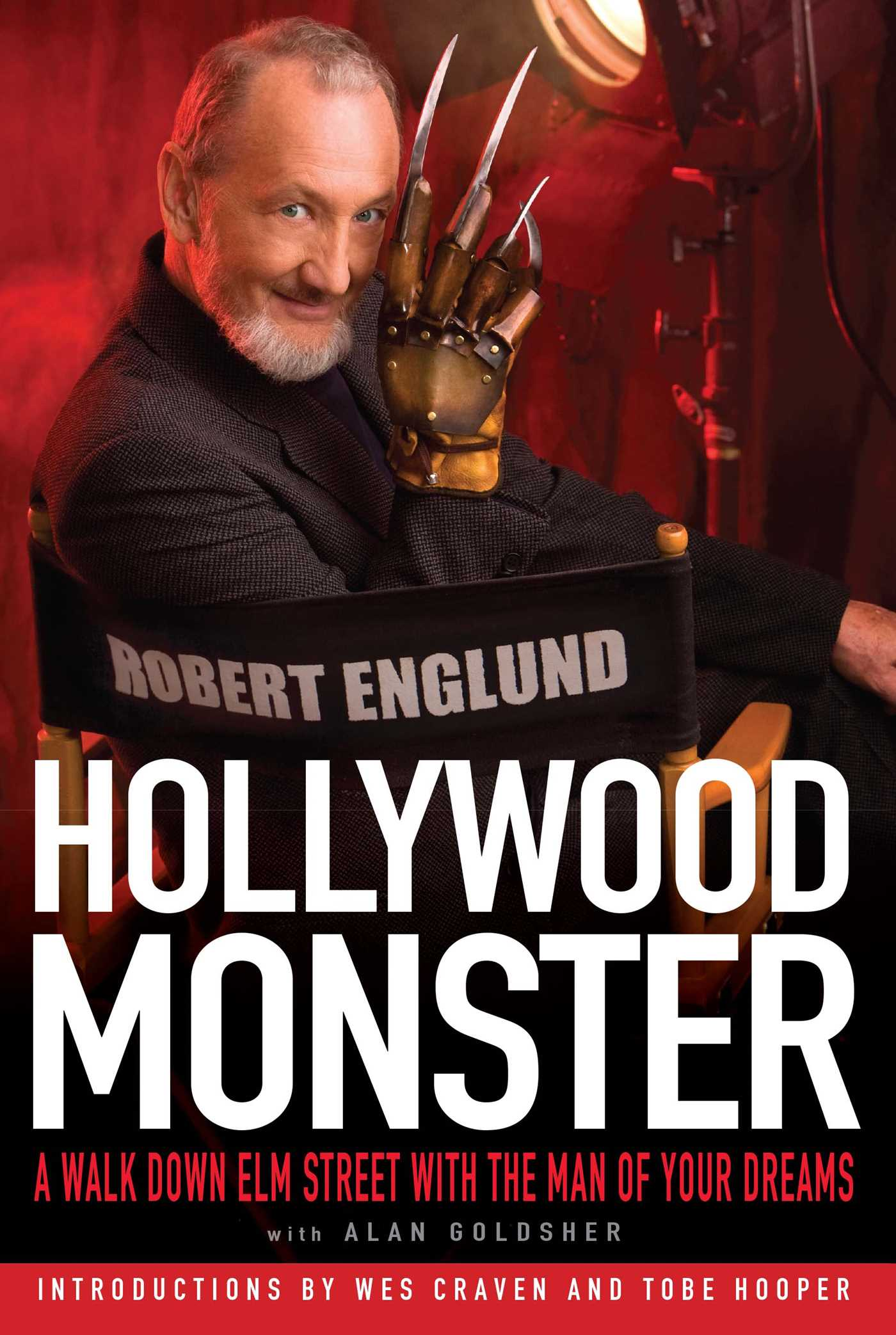 Hollywood monster 9781439163252 hr