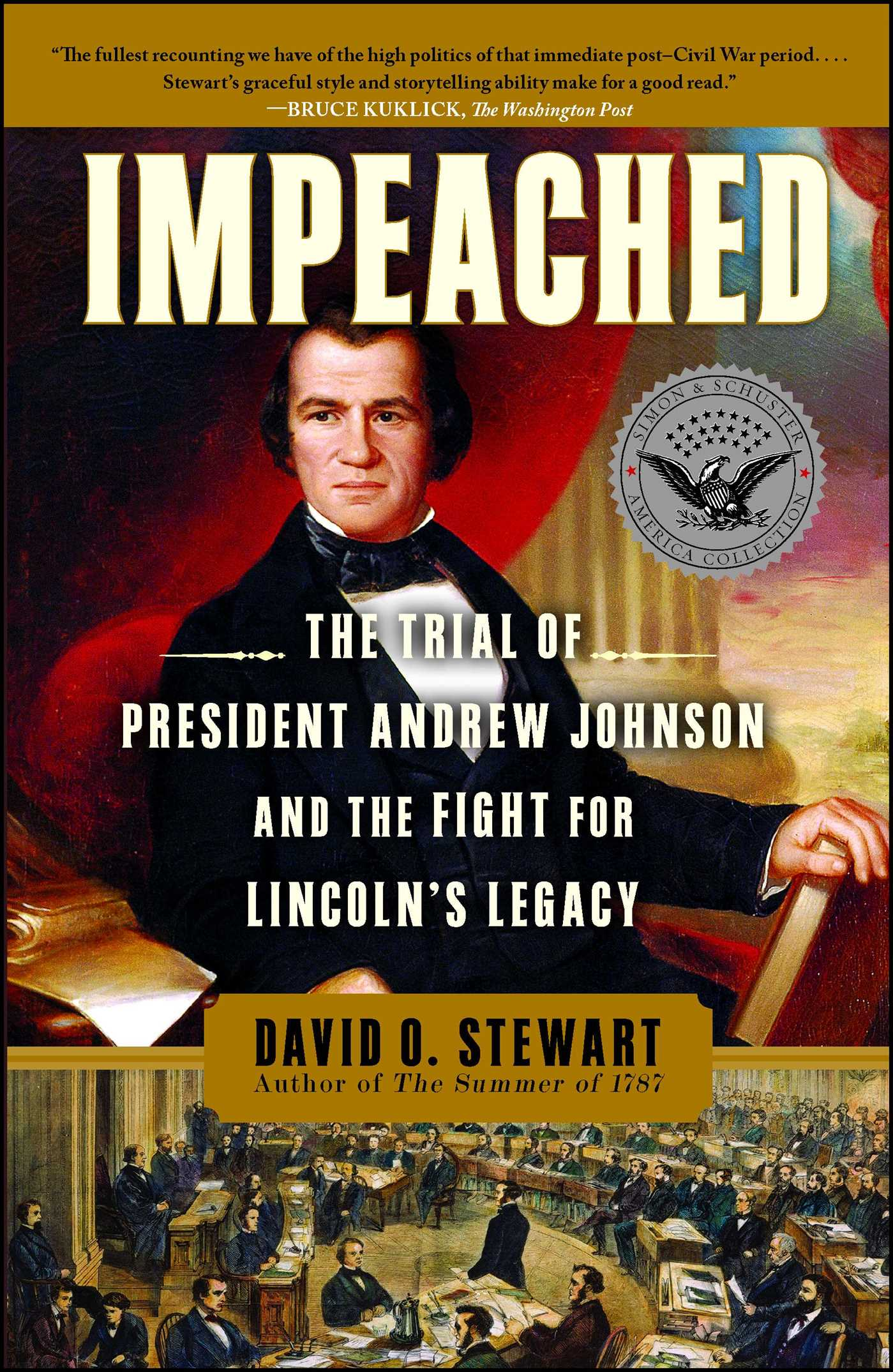 Impeached 9781439163320 hr