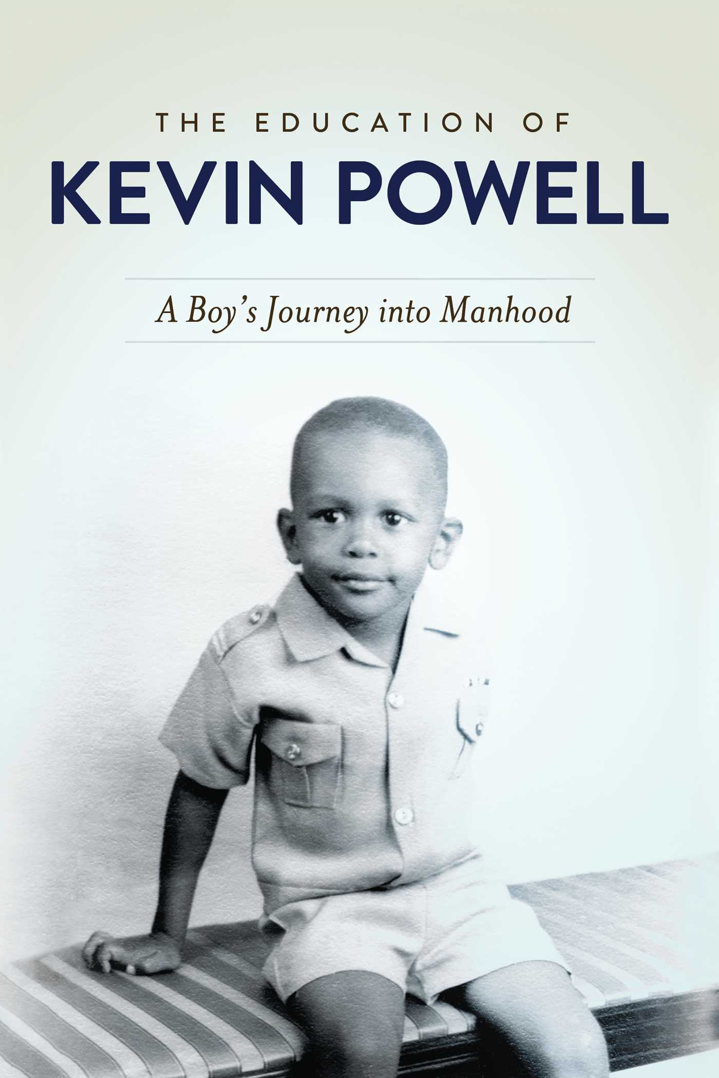 The education of kevin powell 9781439163689 hr