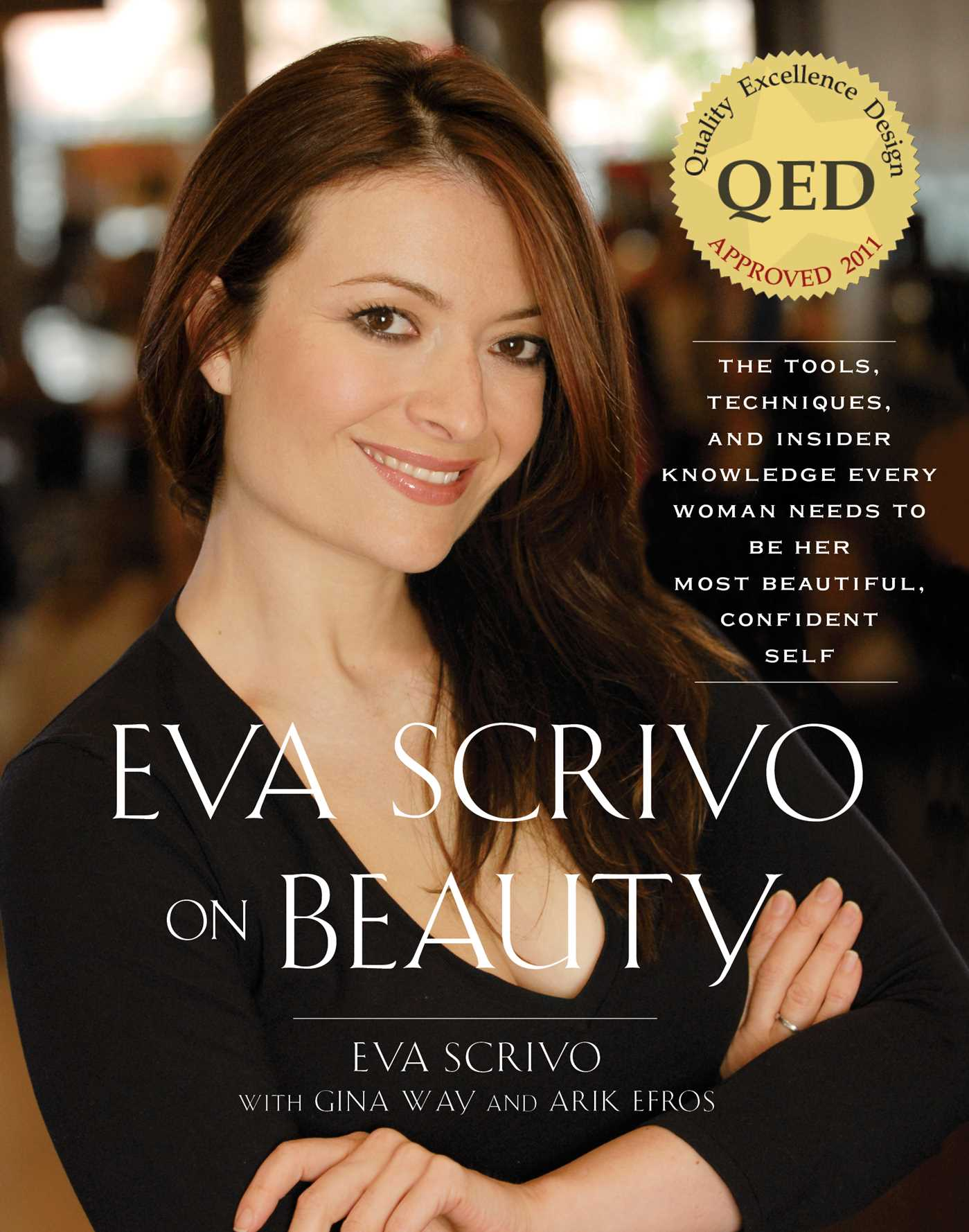 Eva scrivo on beauty (with embedded videos) 9781439164860 hr